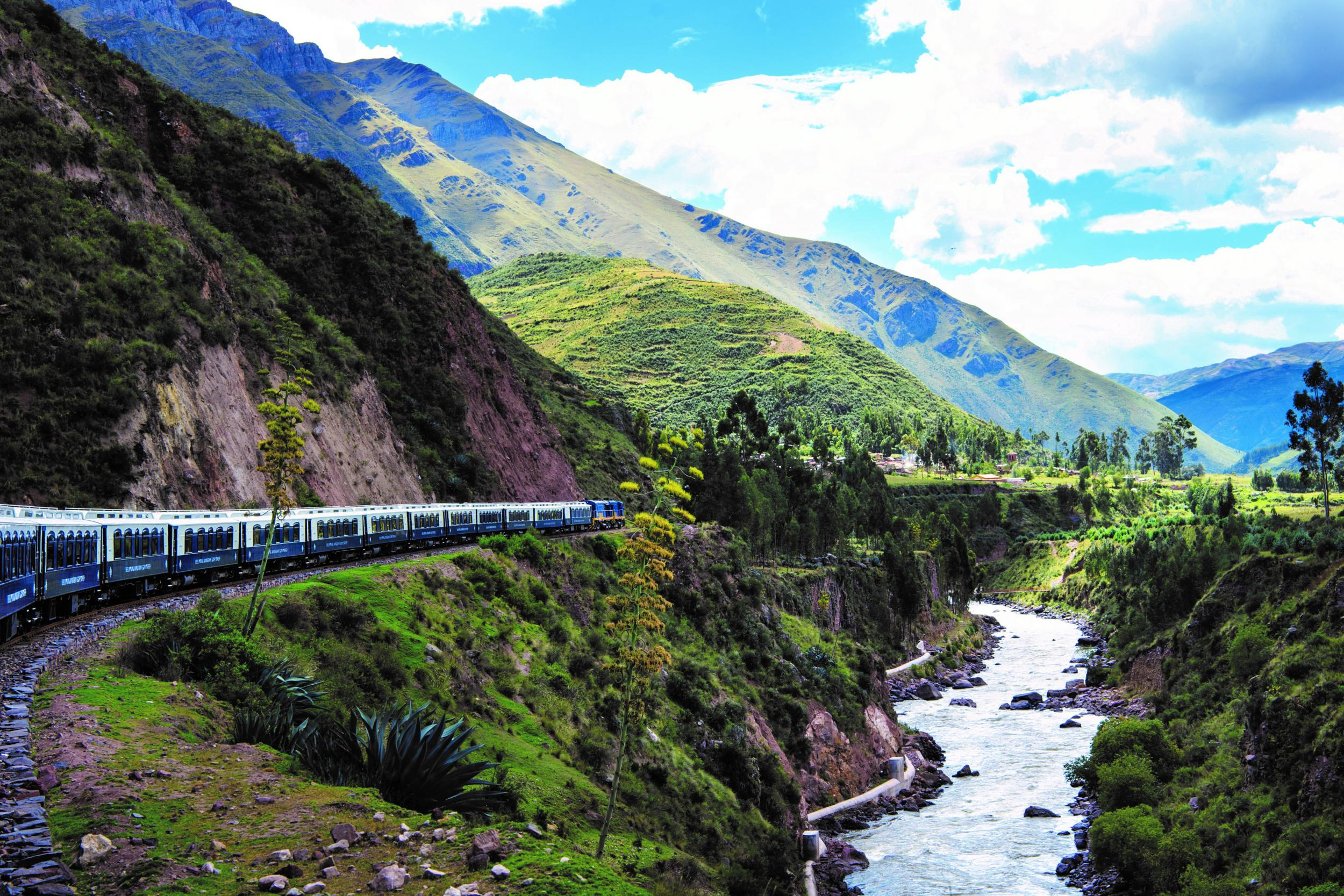 The most unforgettable train journeys around the world