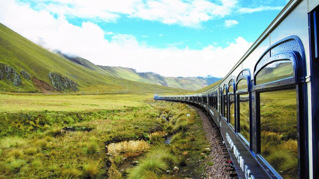 Explore Peru with this luxury train service