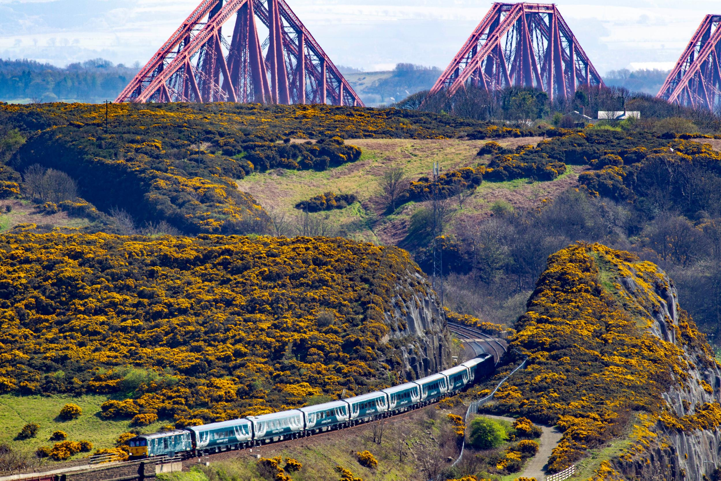 Why sleeper trains are (sometimes) quicker than flying #20pledges