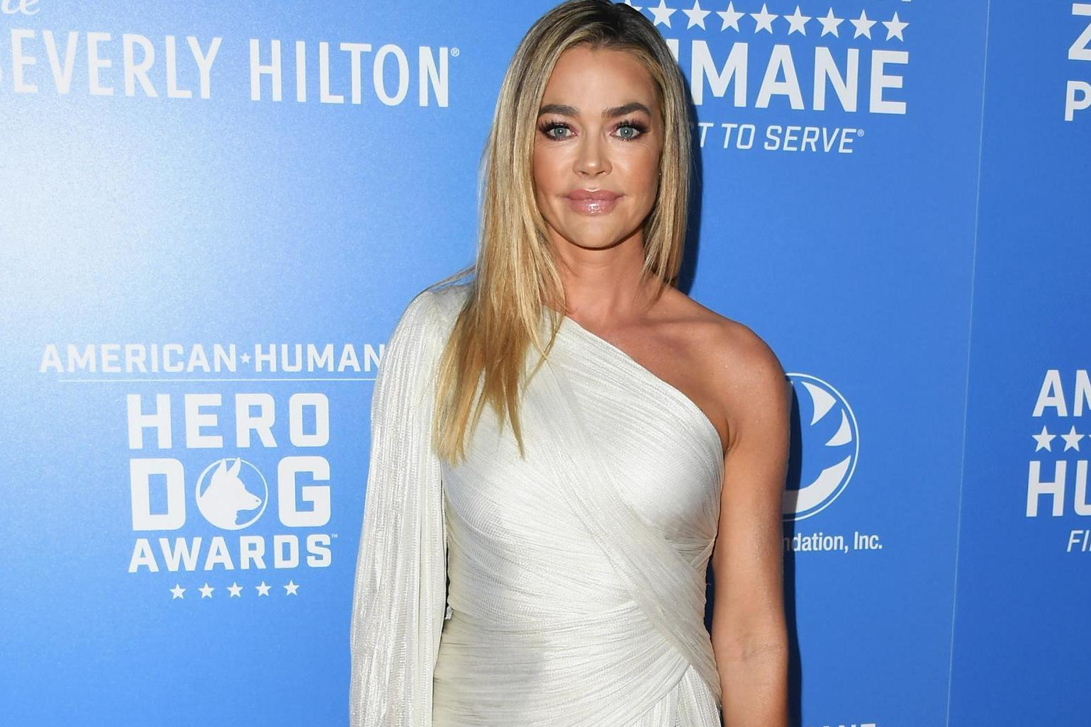 Denise Richards: Real Housewives star thanks viewers for spotting thyroid problem during show