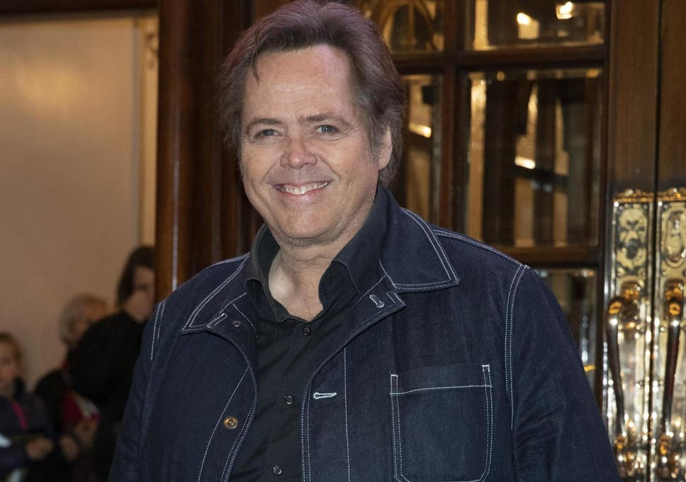 Jimmy Osmond unlikely to perform again following stroke, says