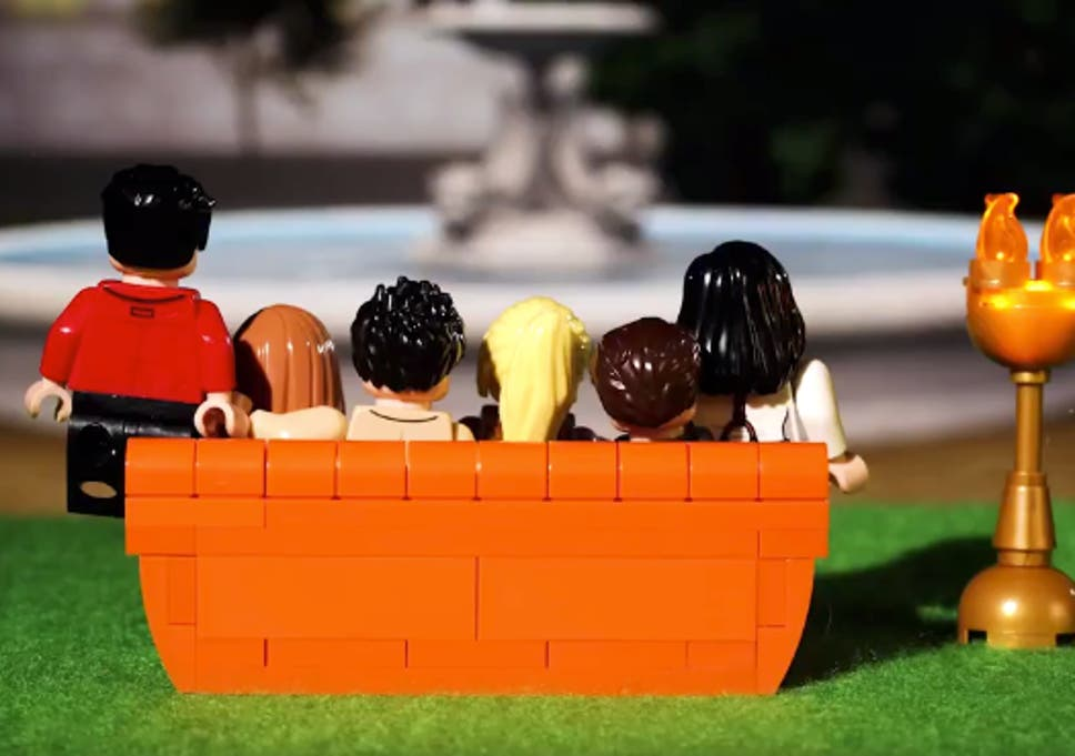 Lego announces Friends-inspired collection | The Independent