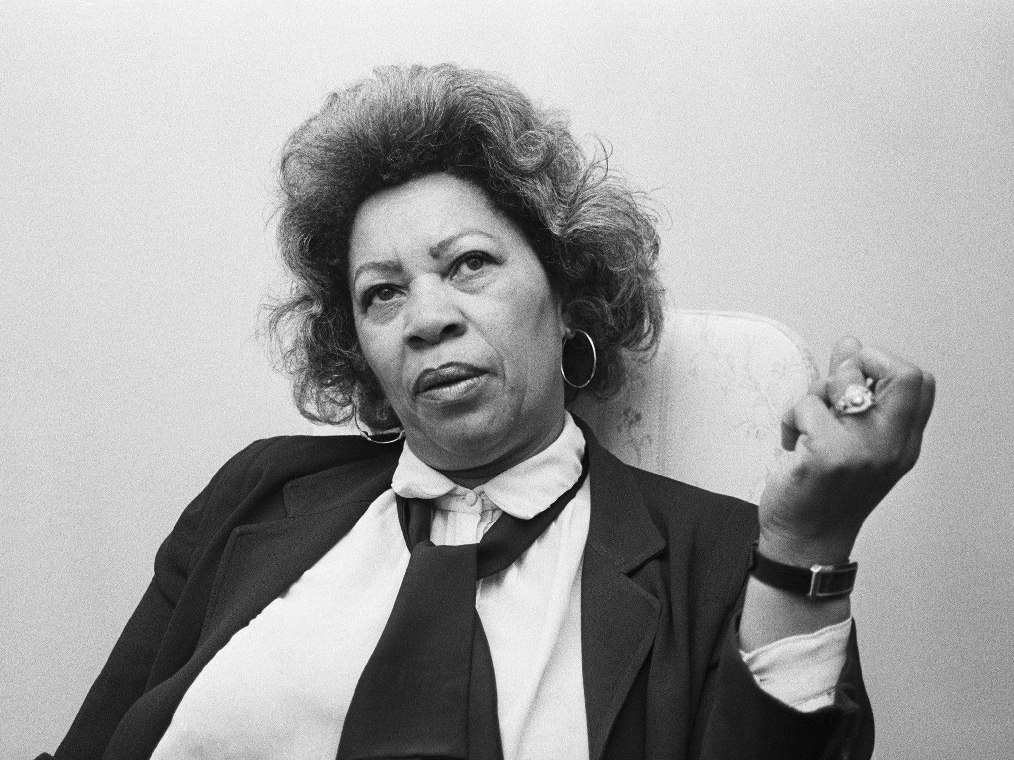 Toni Morrison's death couldn't come at a worse time – but her voice will still stir the fight against white supremacy