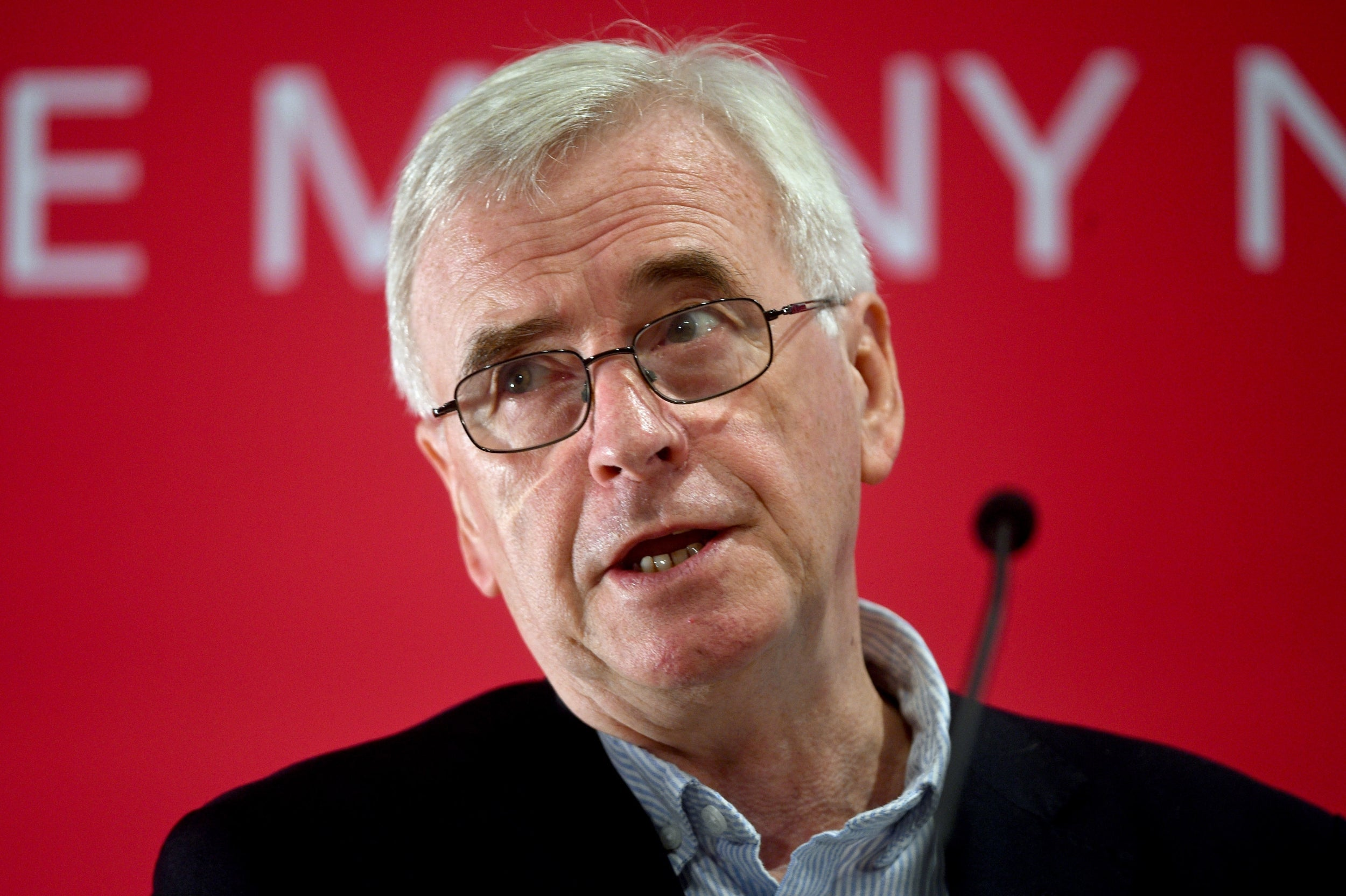 Labour would not block second Scottish independence referendum, John McDonnell says