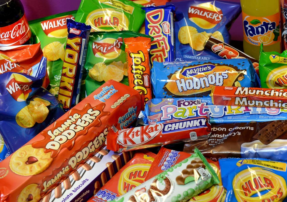 Government urged to impose 'calorie tax' on unhealthy food | The