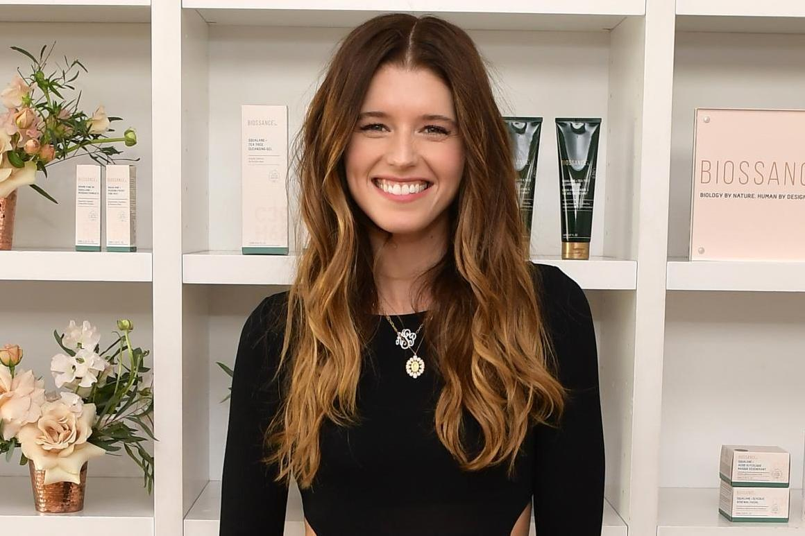Katherine Schwarzenegger pays tribute to family after death of Saoirse Kennedy Hill