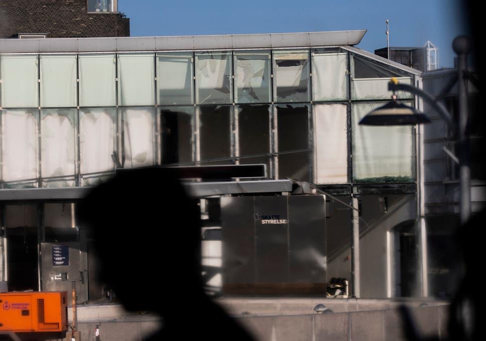 Copenhagen explosion: Powerful blast at tax office injures