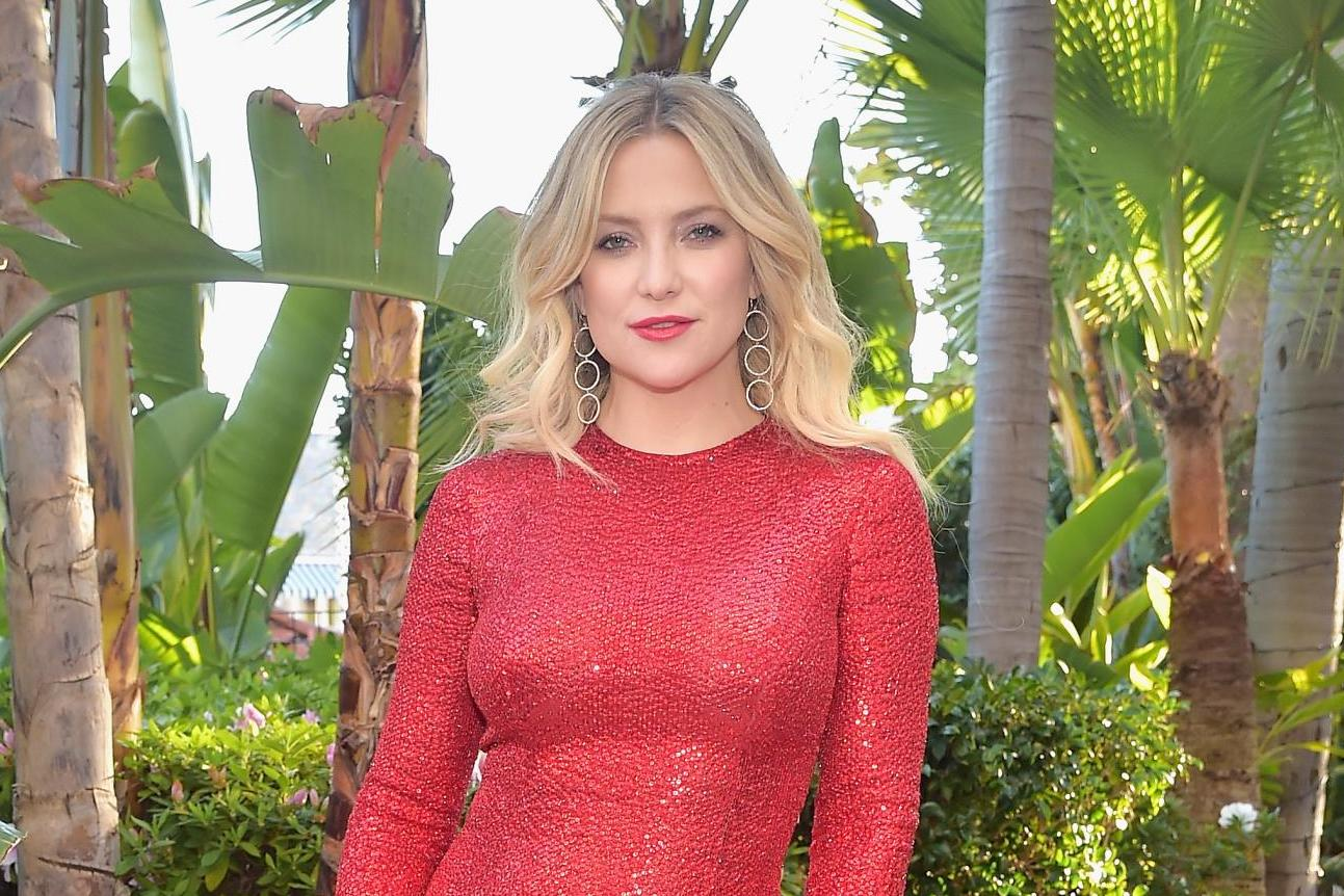 Angela Hudson Nude kate hudson discusses naked instyle magazine cover
