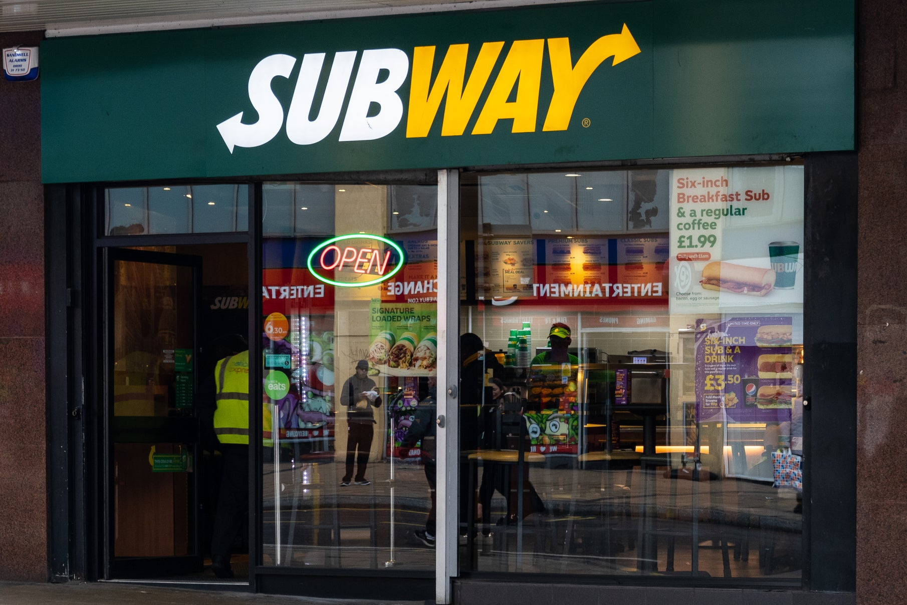 Subway launches vegetarian plant-based meatball sub to 'offer something for everyone' 1