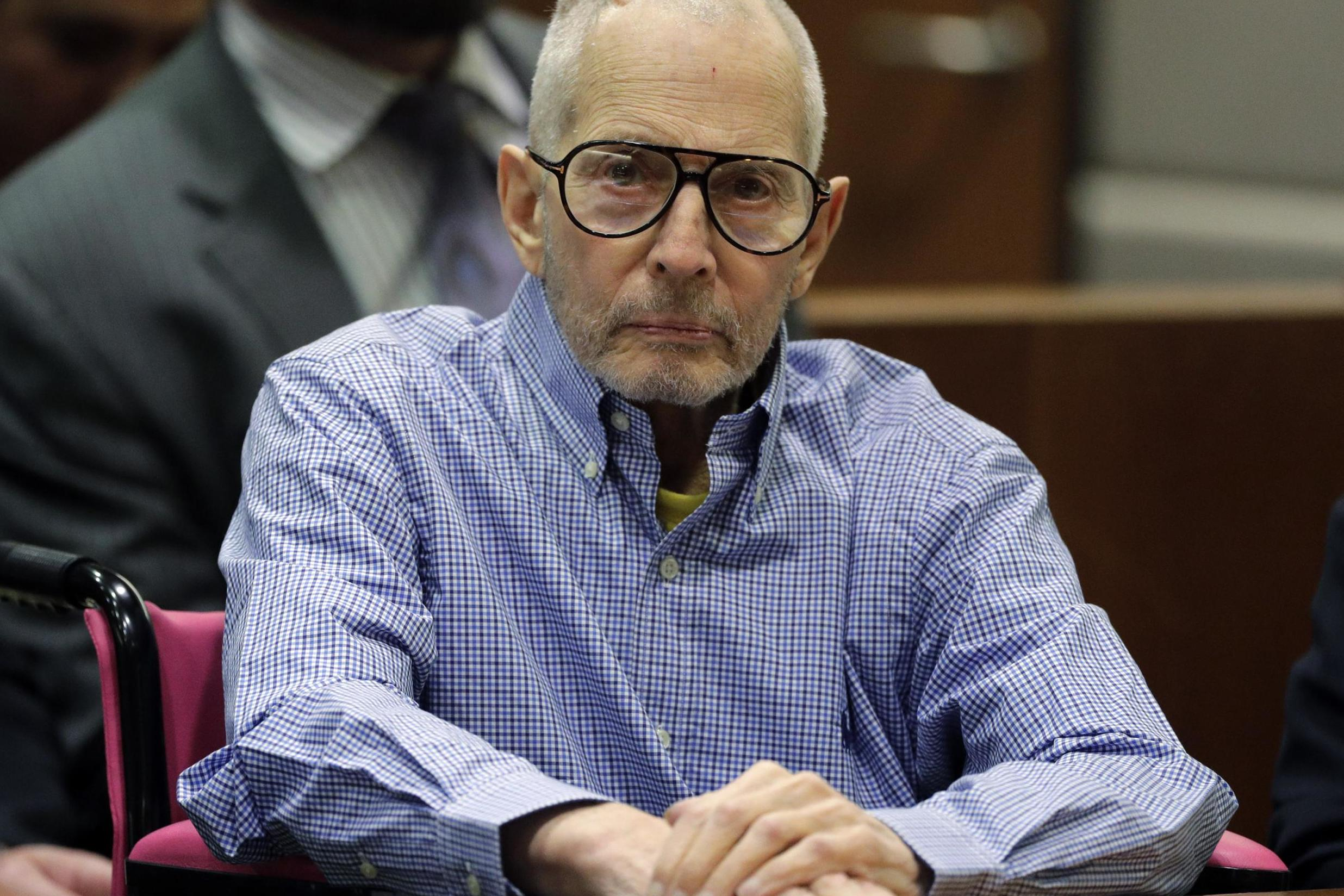 Robert Durst: Judge dismisses wrongful death lawsuit accusing real estate heir of murdering his wife