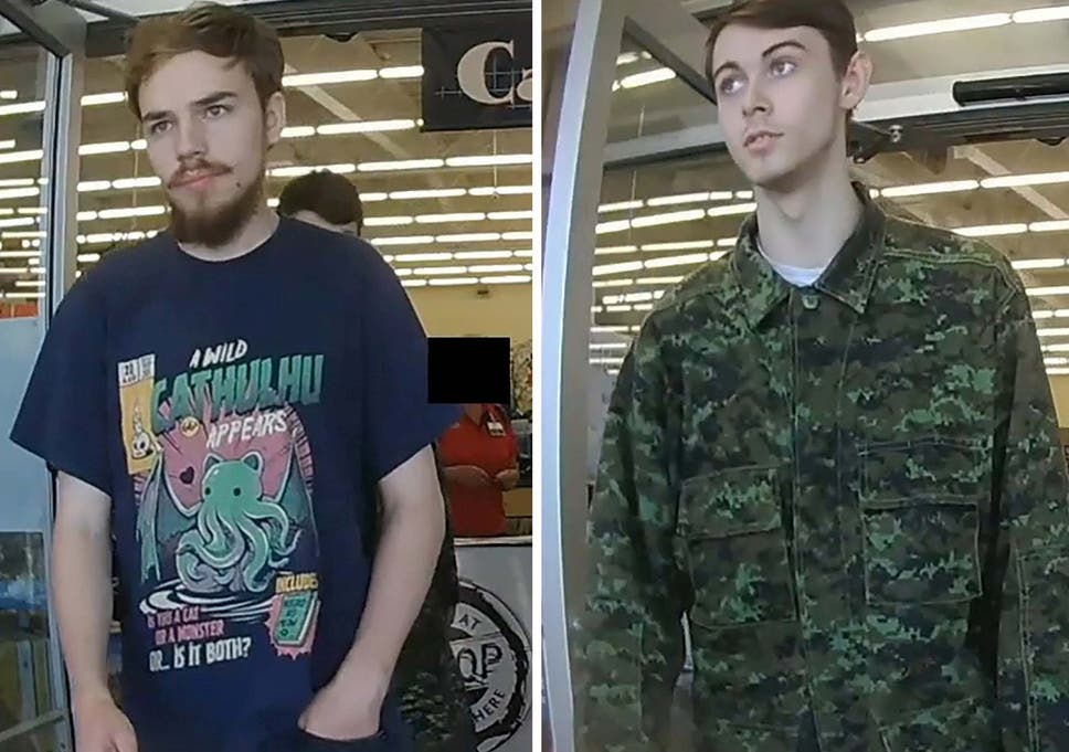Canada manhunt: Teenage murder suspects died in suicide, say police