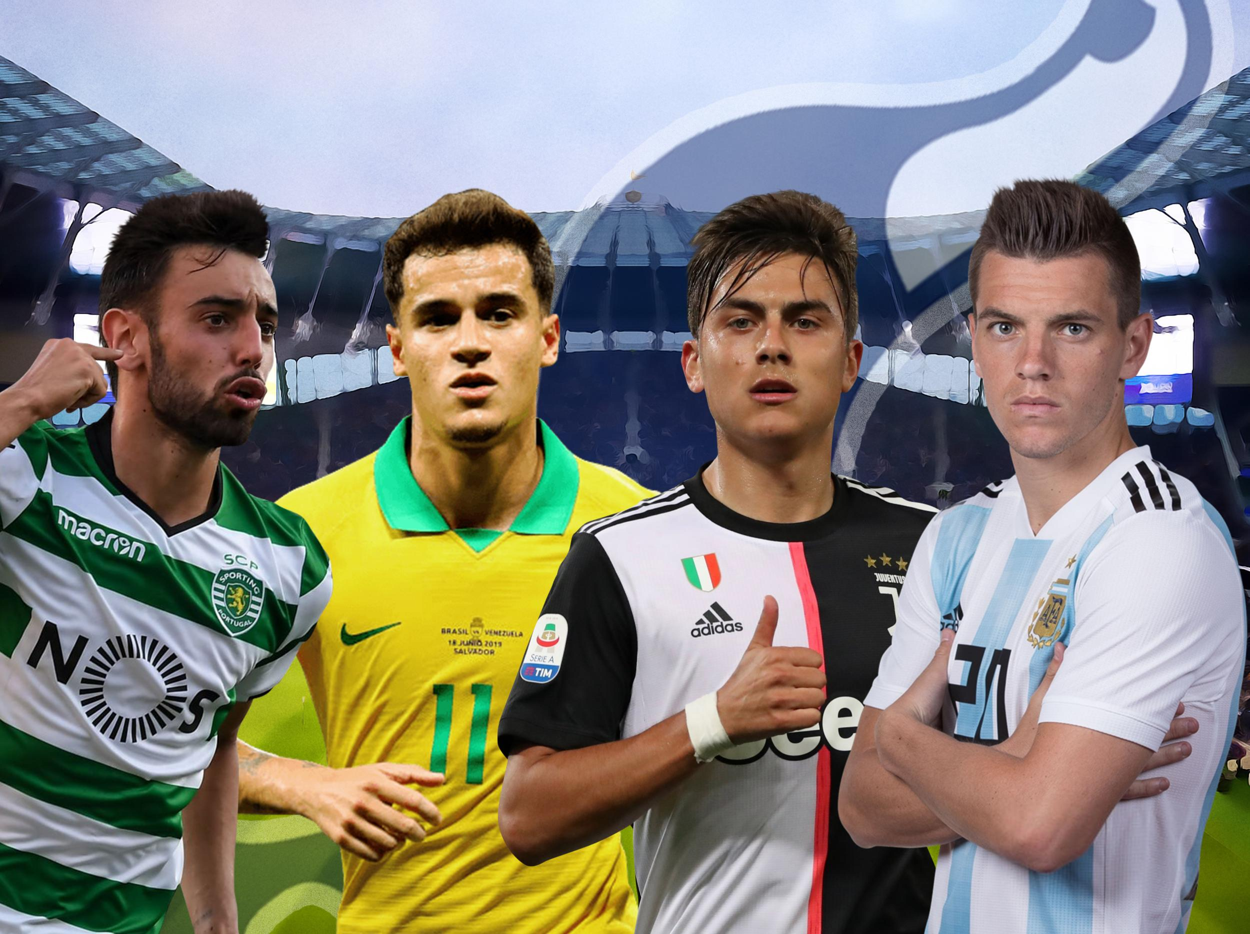 Tottenham transfer news: Deadline day latest on Paulo Dybala, Giovani Lo Celso, Philippe Coutinho and more