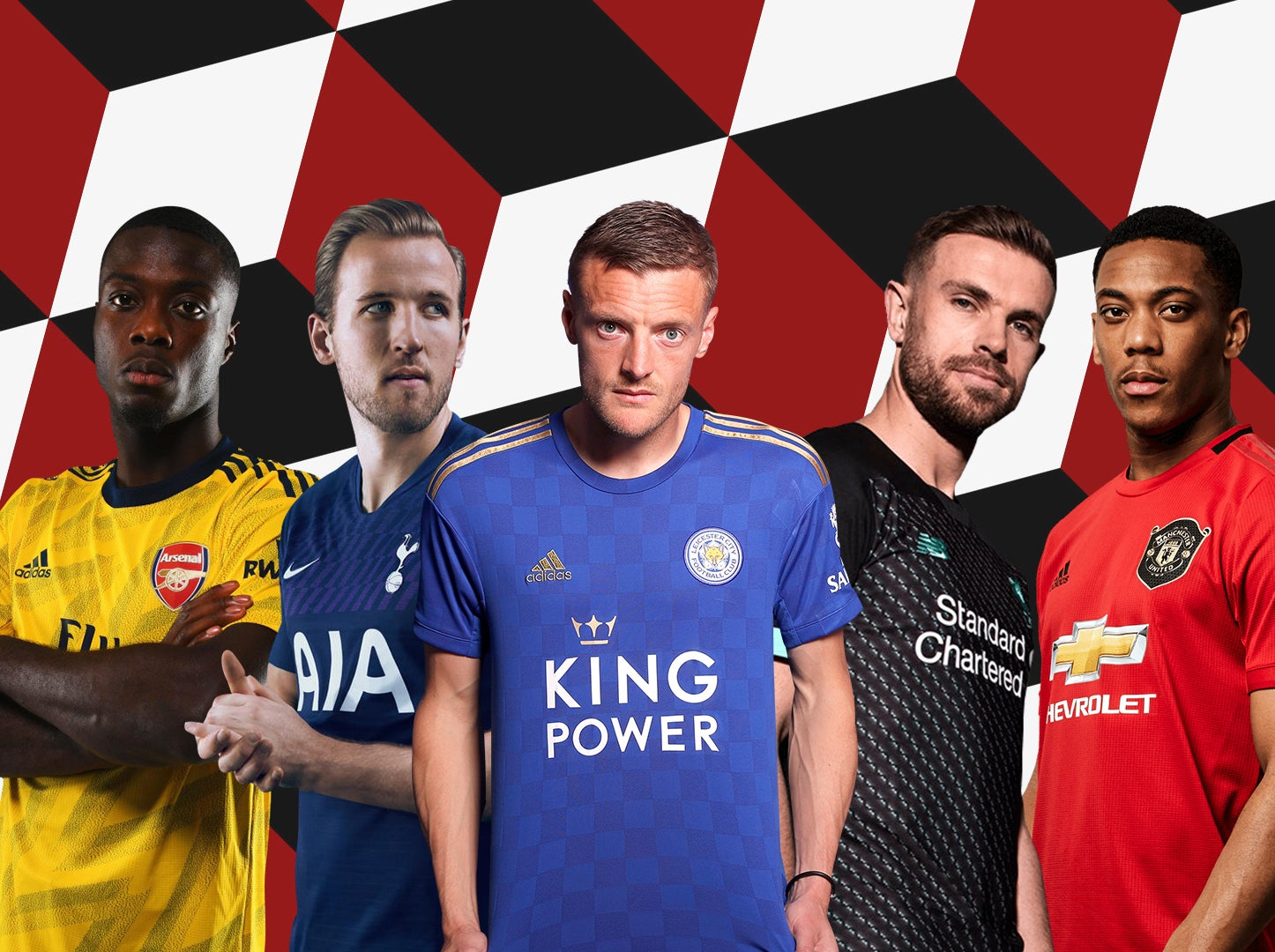 Premier League 201920 kits: Ranked and rated - including