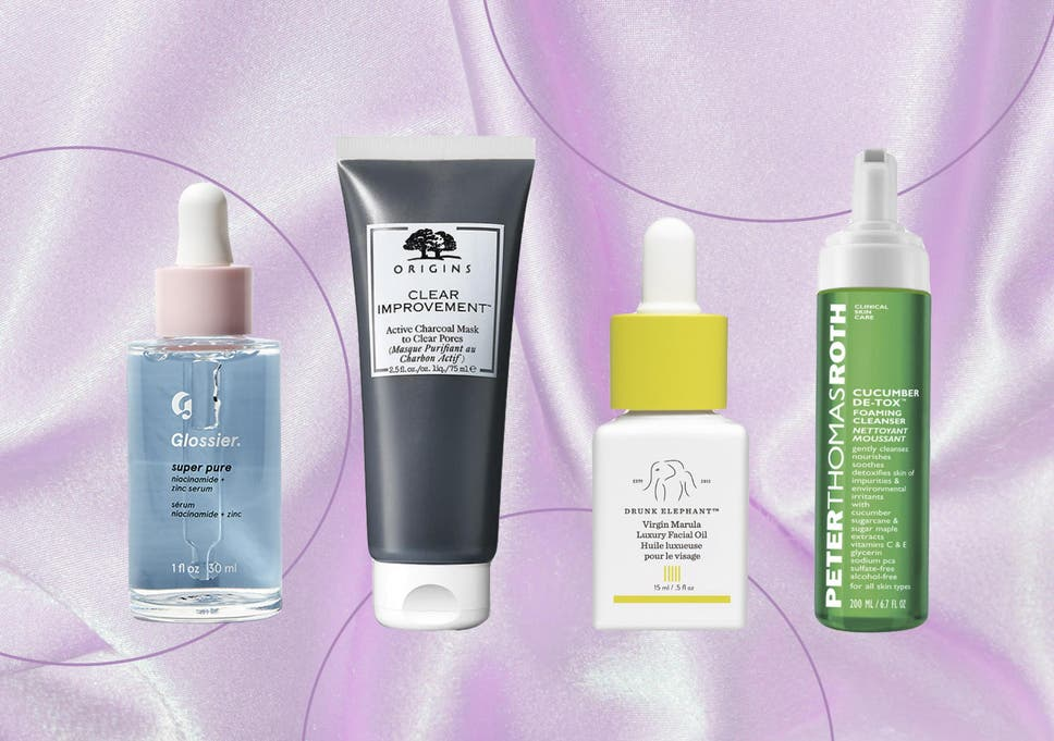 Best skincare products for oily skin that minimise pores