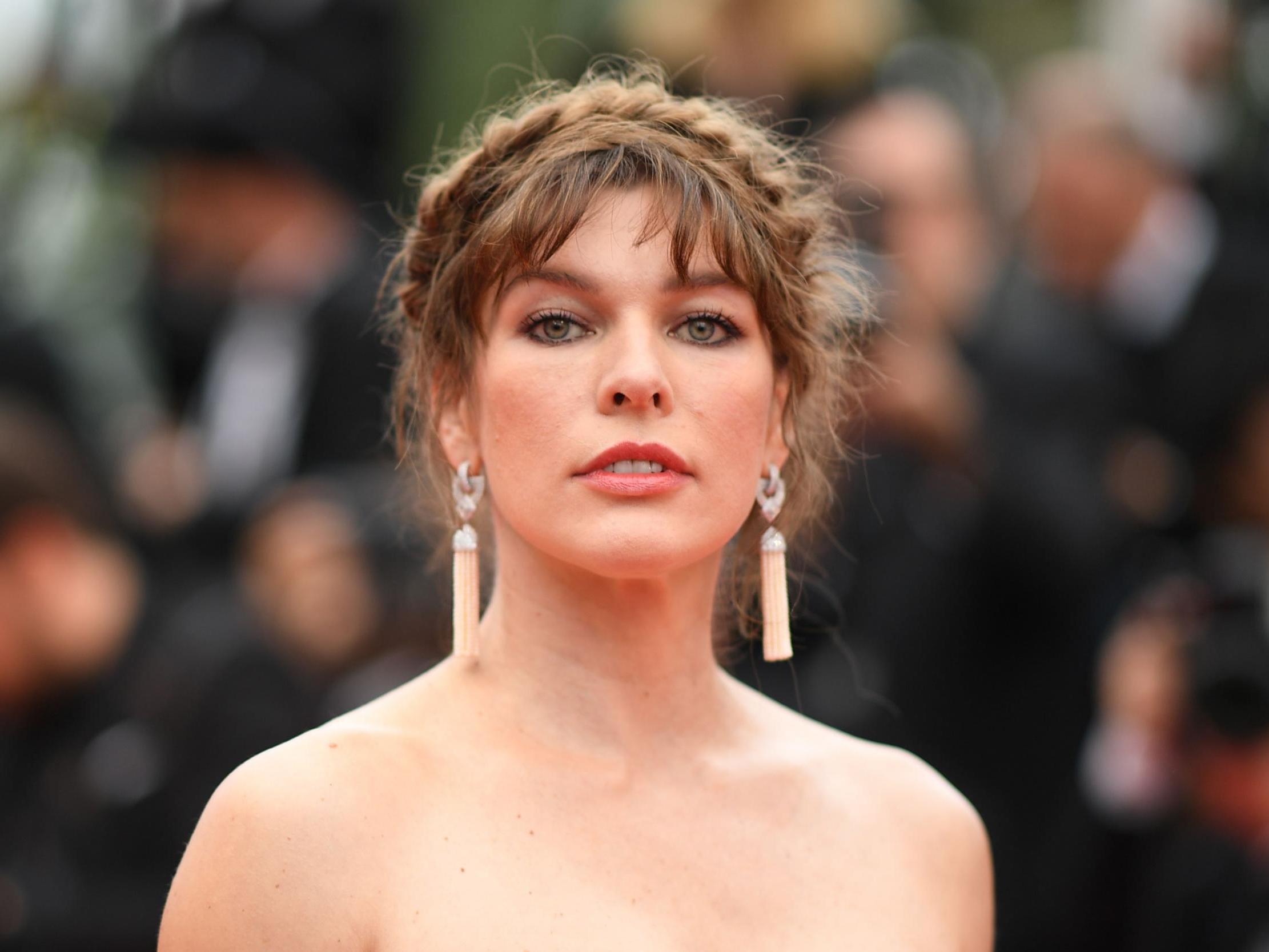 Milla Jovovich announces third pregnancy after 'horrific' abortion