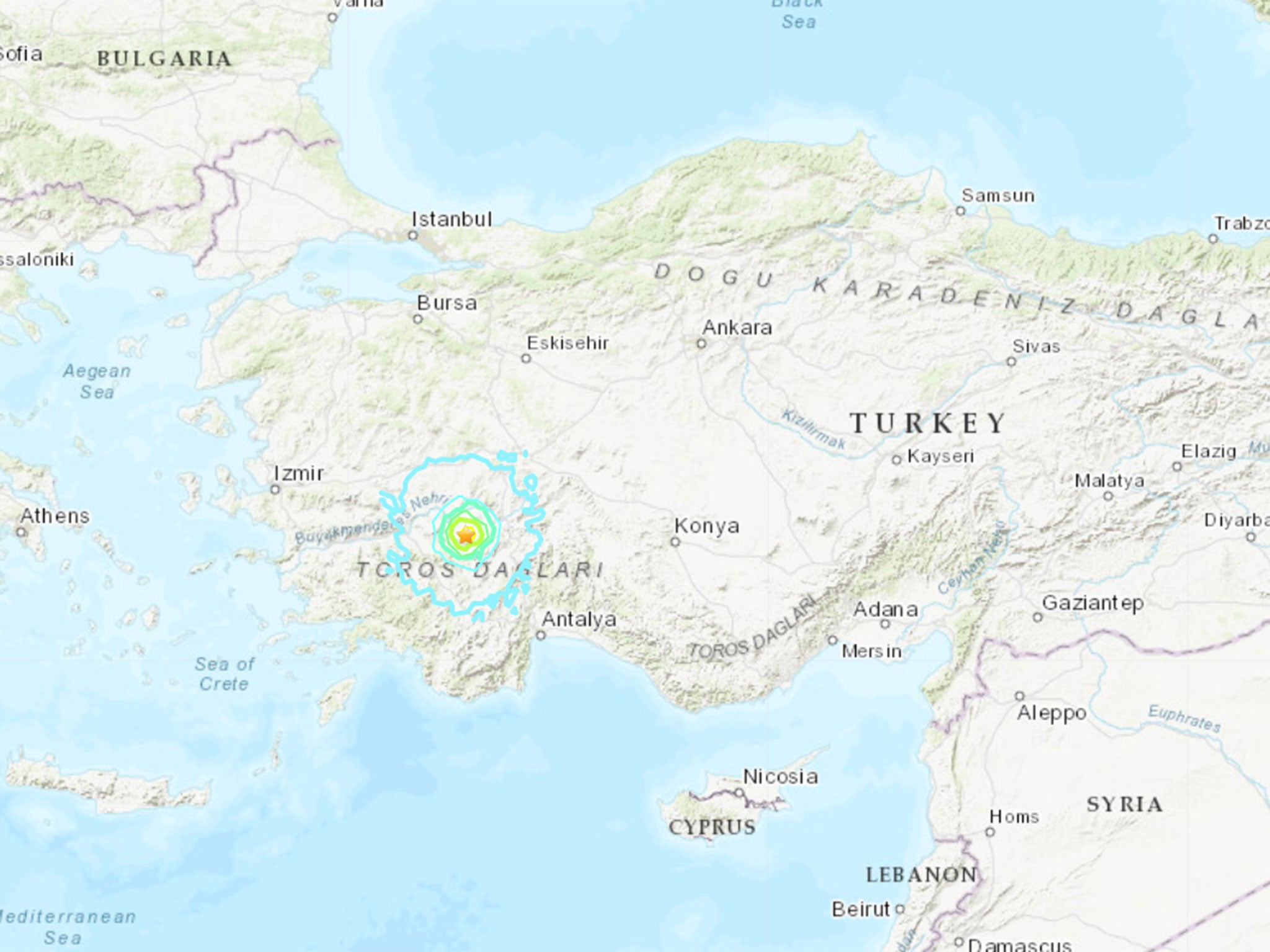 turkey earthquake - photo #35