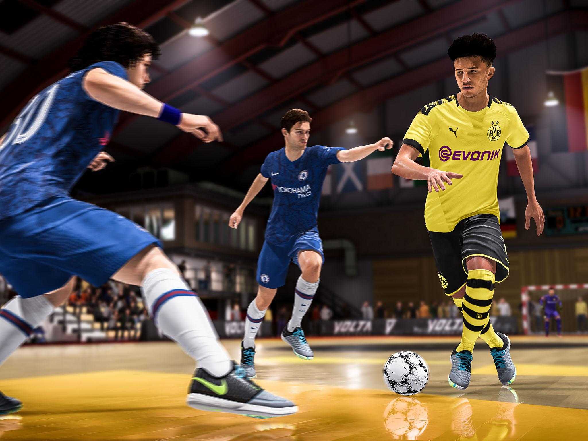 Fifa 20 ratings: Best players on new game revealed as full rankings are published