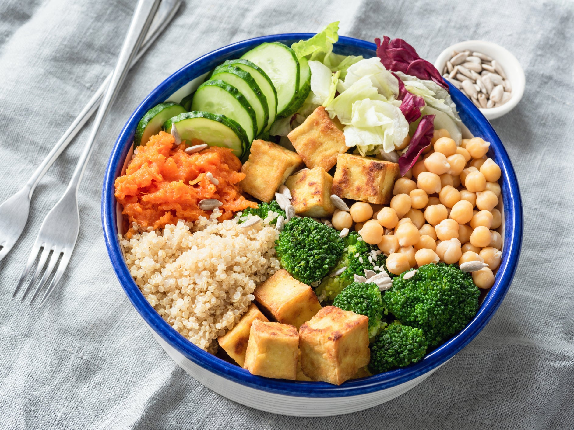 What are the best vegetarian meat substitutes and are they good for you? 1