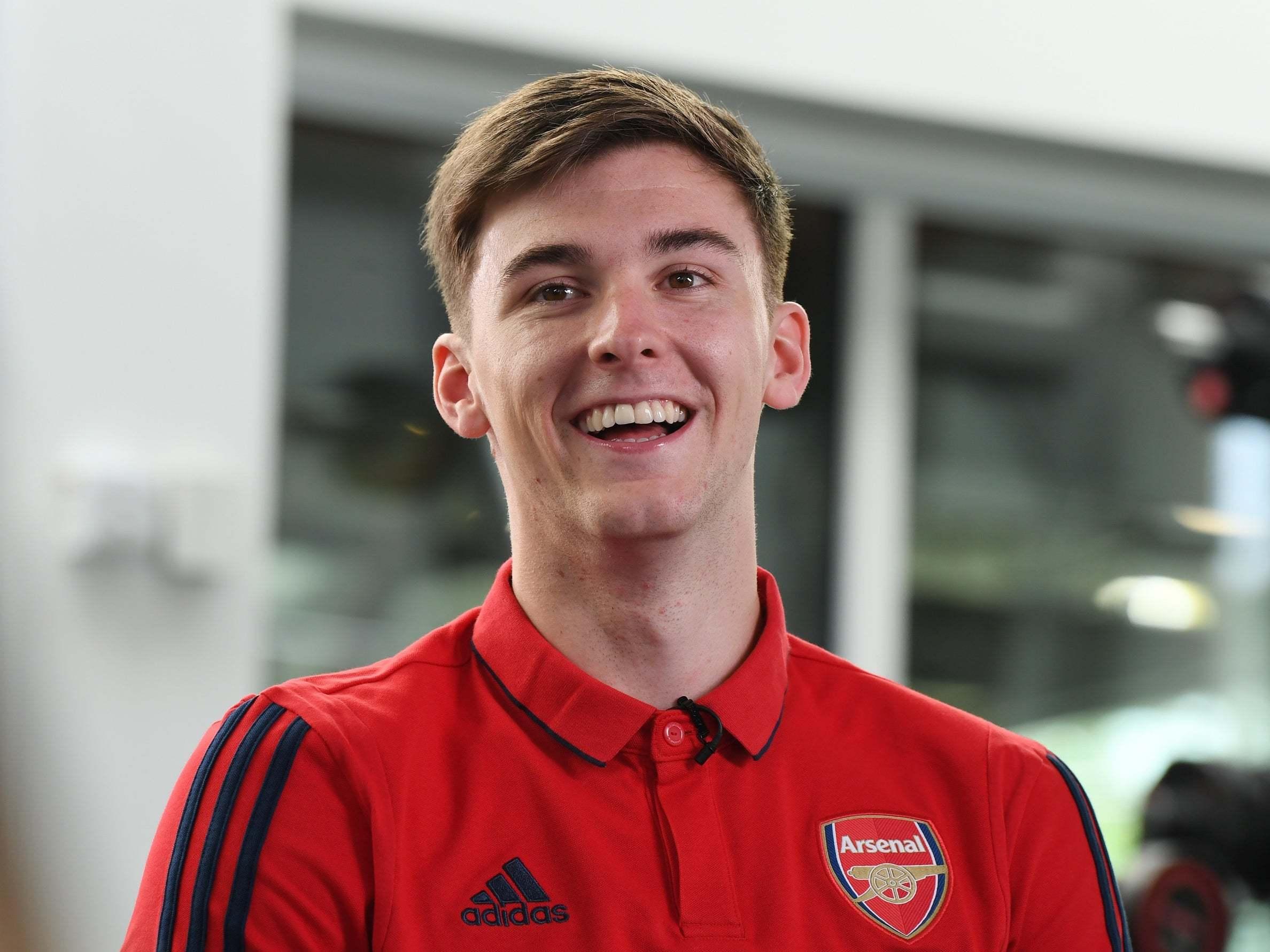 Arsenal transfer news: Unai Emery reveals what Kieran Tierney will