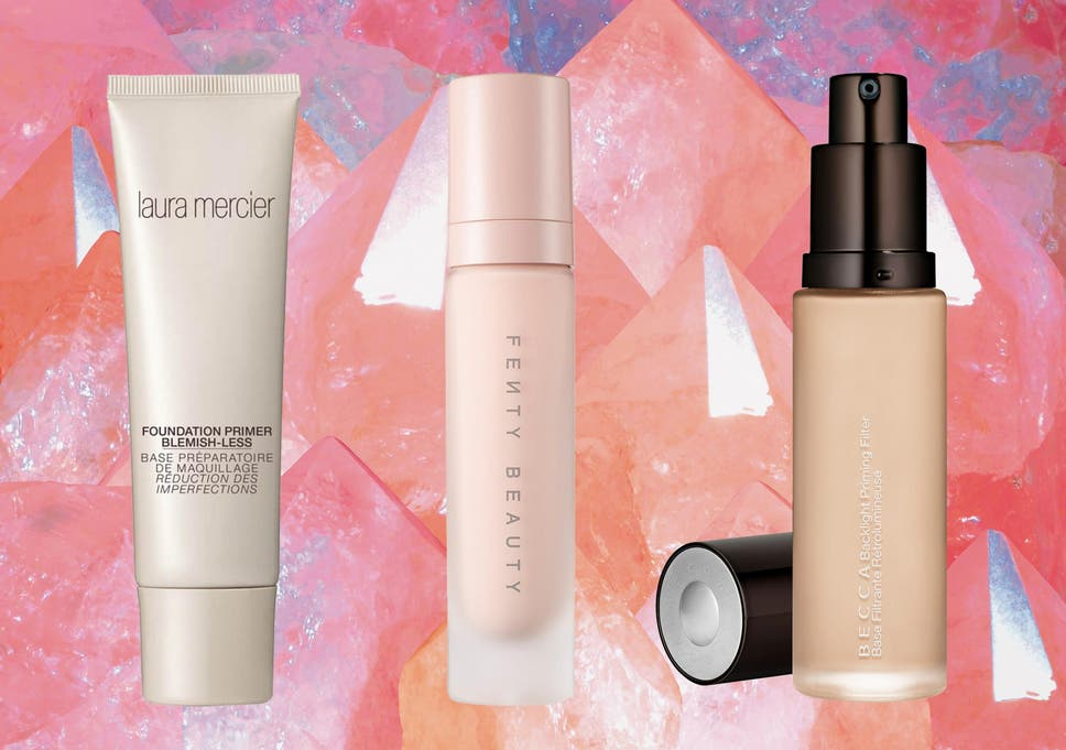 Best primers that blur pores, illuminate and keep make-up in