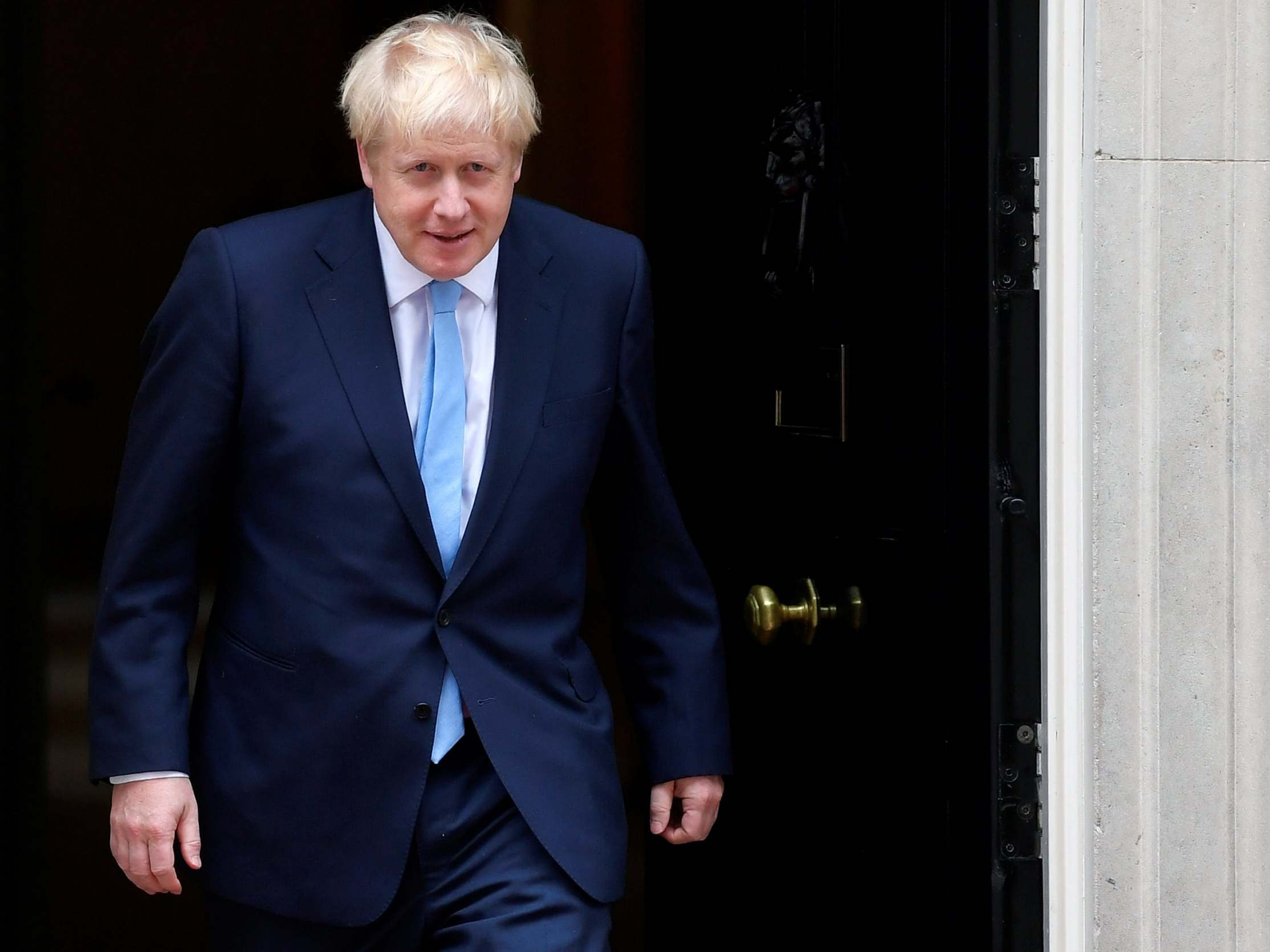 Brexit: Boris Johnson says no-deal food, fuel and medicine shortages are 'bumps in the road'
