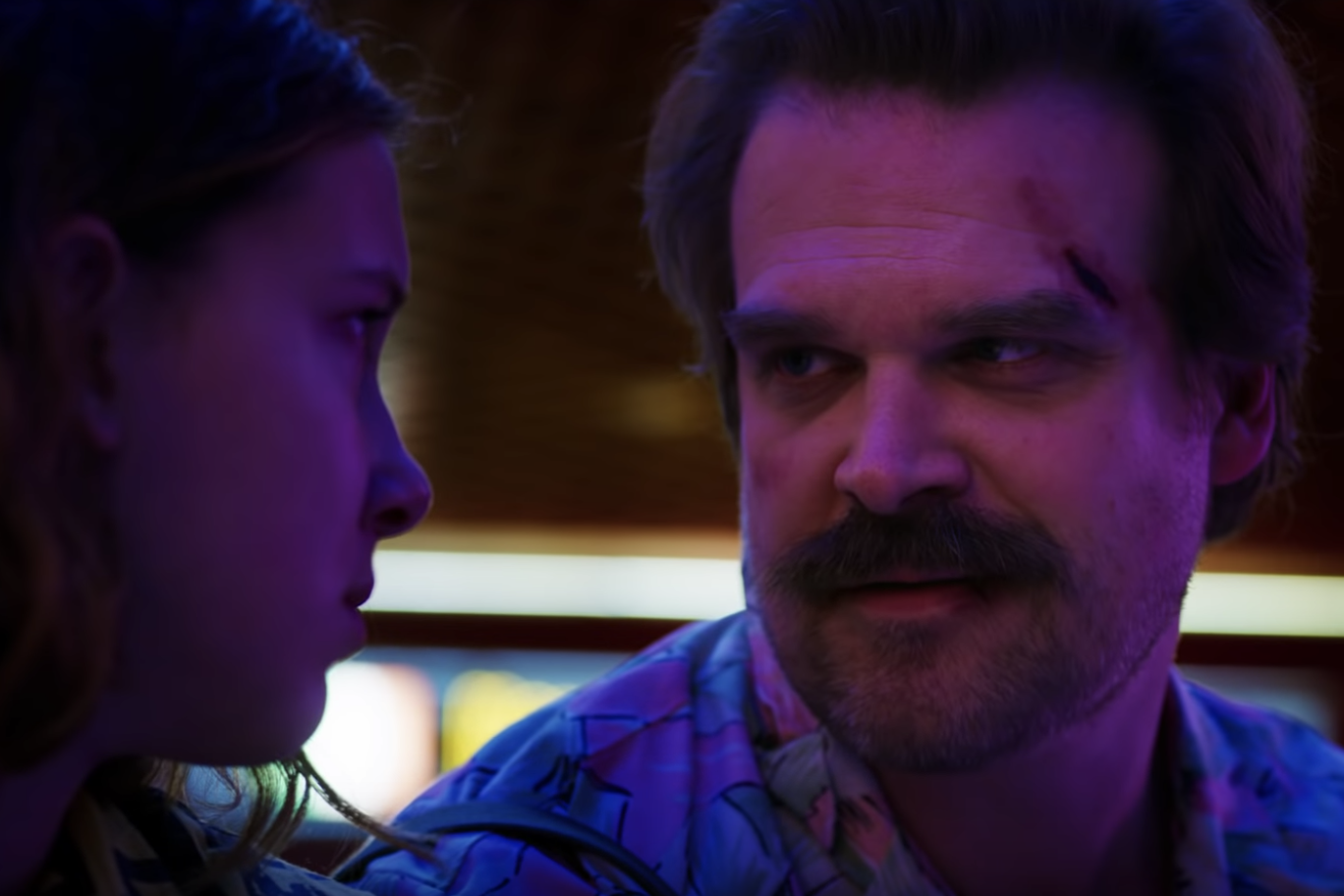 Stranger Things star David Harbour appears to confirm season three mystery on Instagram