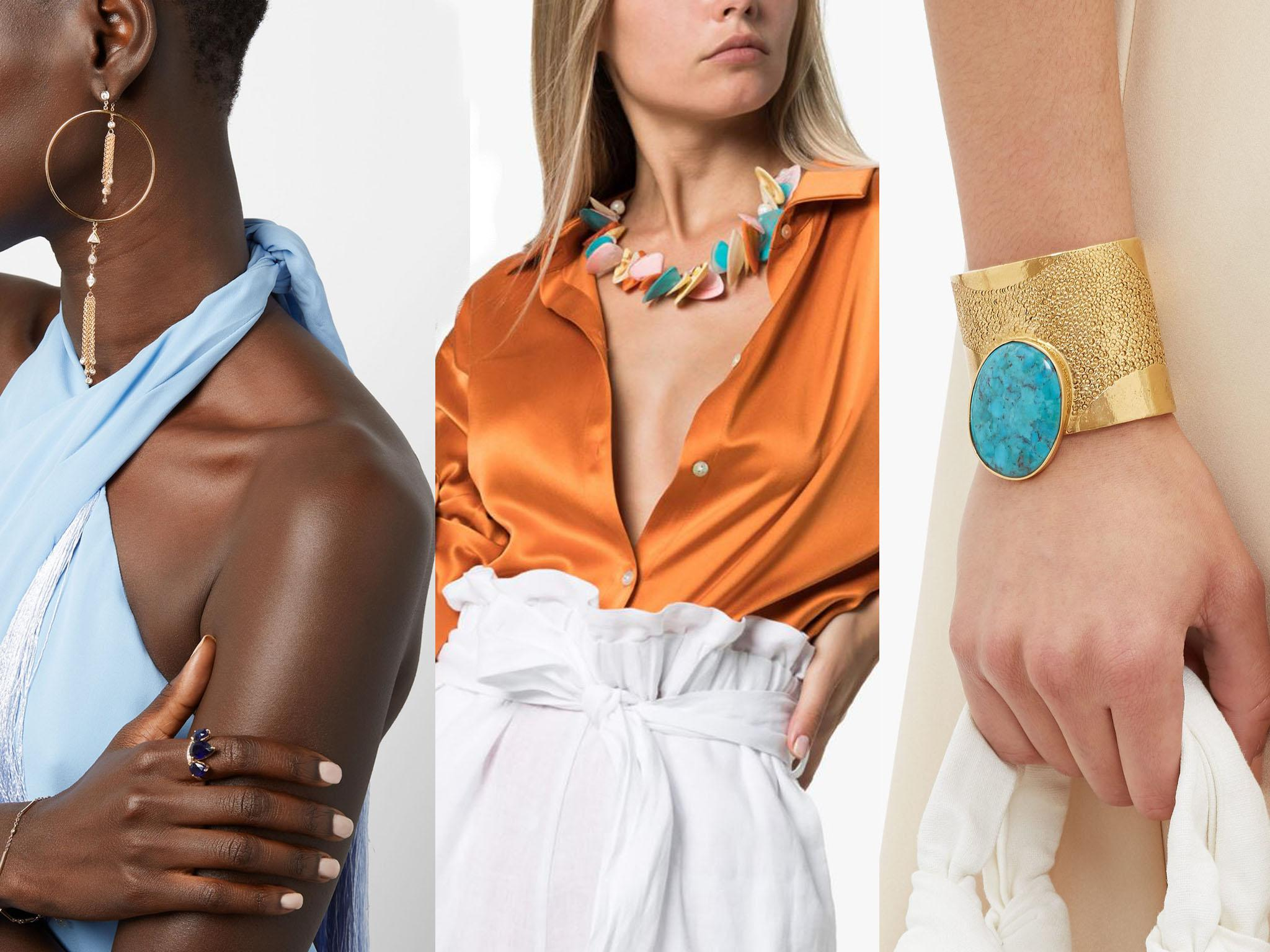 Best online jewellery shops: High street, designer and independent brands that will become your go-tos