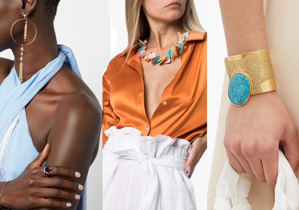 Best online jewellery shops for designer brands, unique