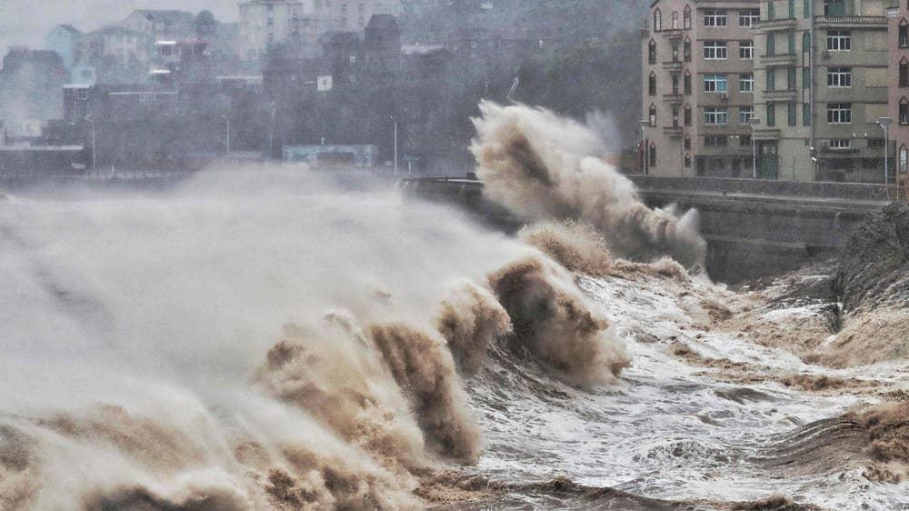 Image result for typhoon lekima