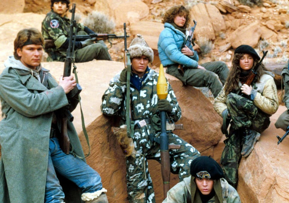 American carnage: Was Red Dawn the most right-wing