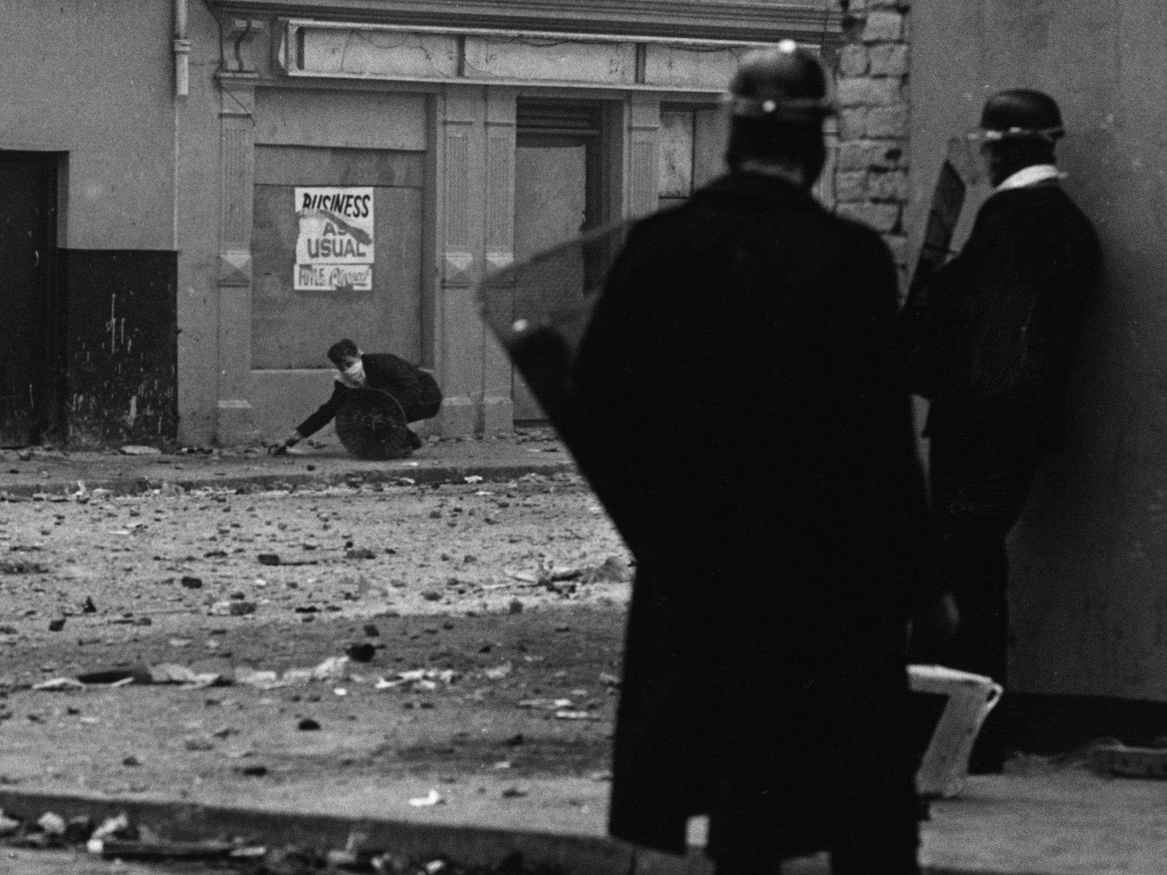 The Battle of the Bogside was 50 years ago – so why are the same mistakes being made right now?
