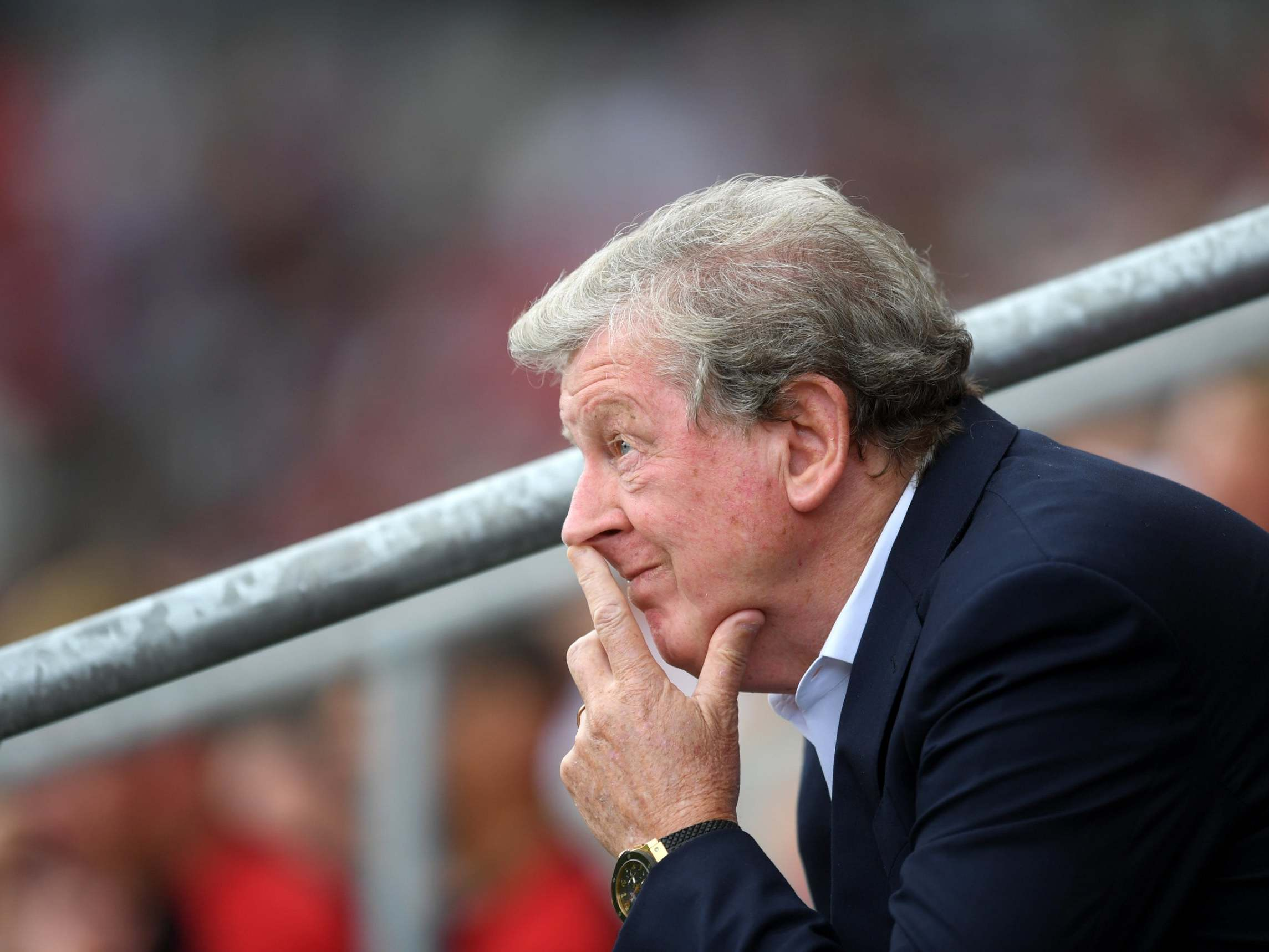 Debunking the myth of Roy Hodgson, a manager who specialises in the bare minimum