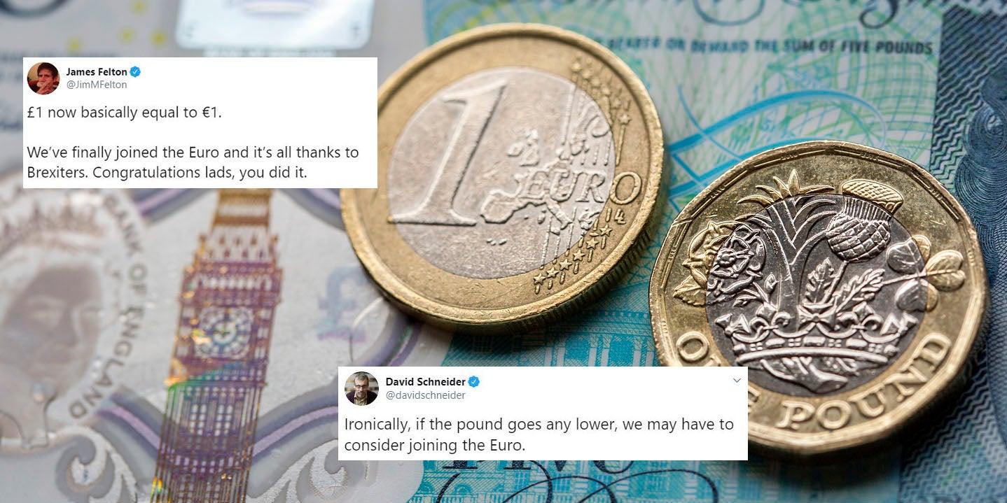 95 Euros In Pounds