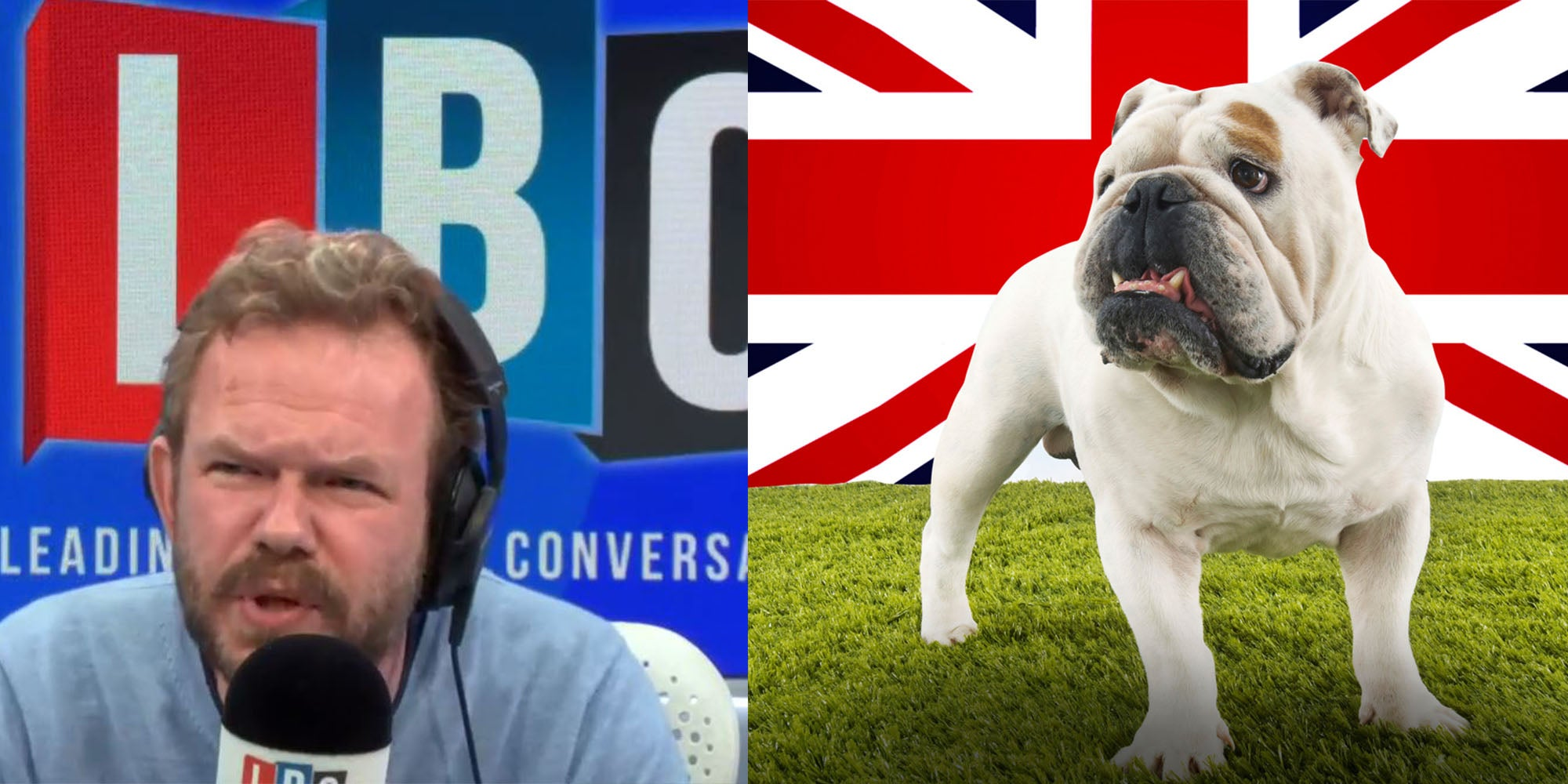 LBC caller claims Brexit will be fine because of 'bulldog spirit'