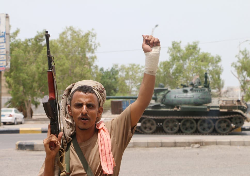 Southern Yemen separatists seize presidential palace