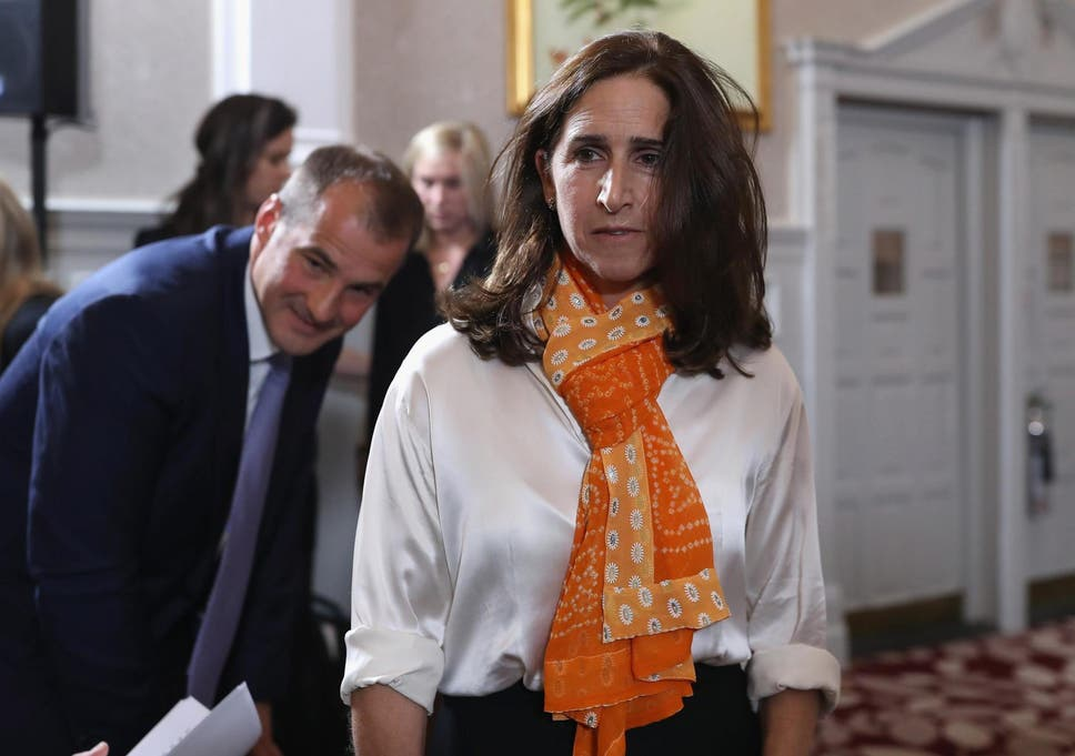Marina Wheeler urges women to 'make the time' for smear tests