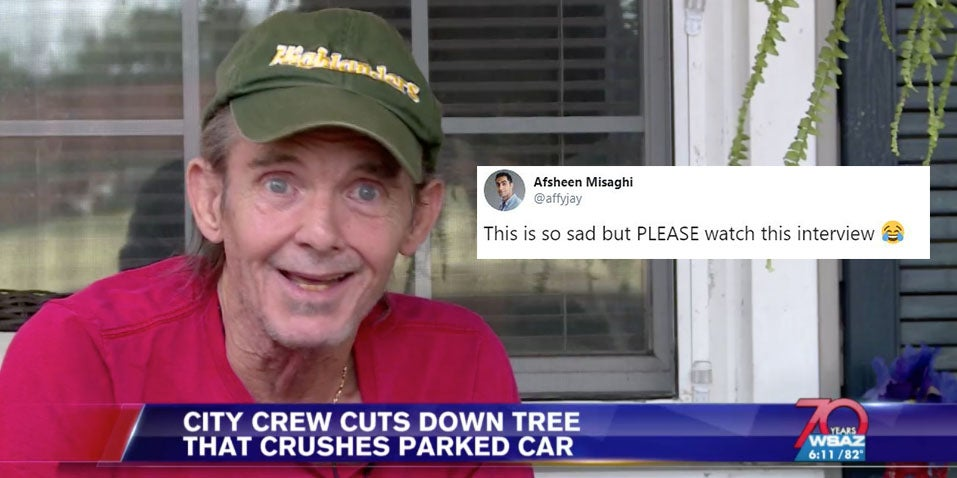 West Virginia man becomes viral hit thanks to his hilarious