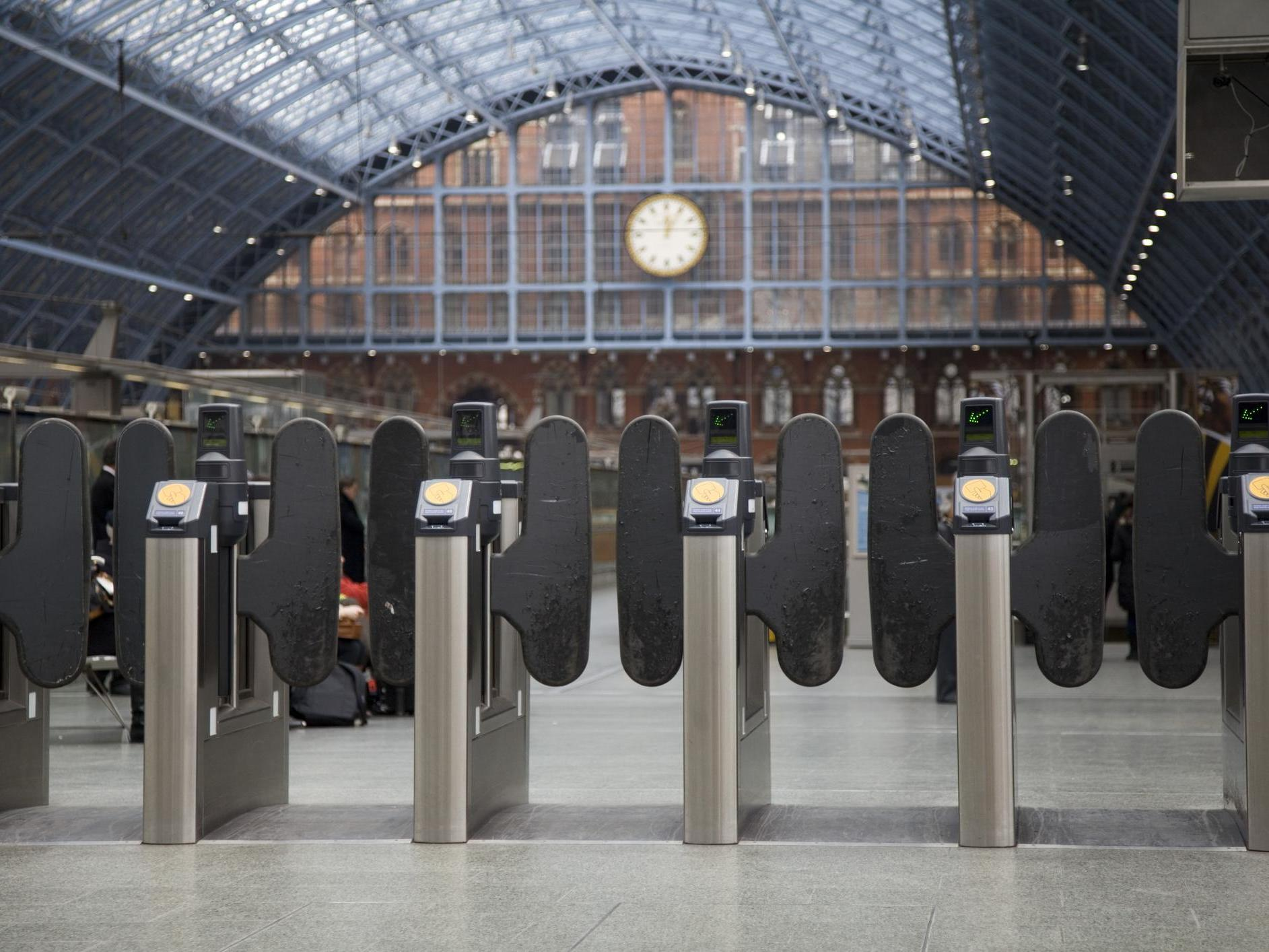 Railway ticket barriers could be no more as tech giants develop ways to sense when we're travelling by our smartphones