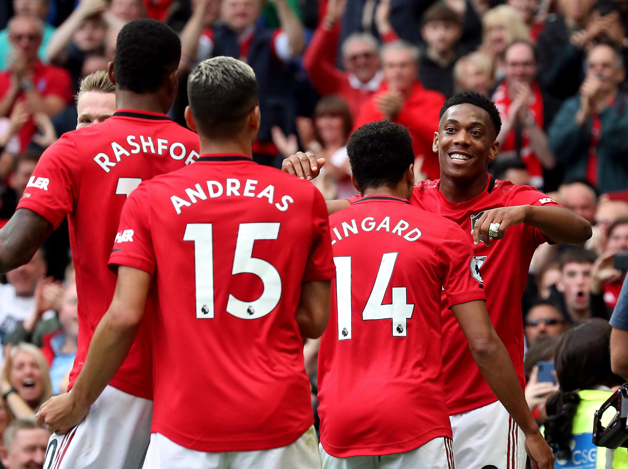 united manchester chelsea player goal vs lampard team jogo ratings independent latest trafford kick