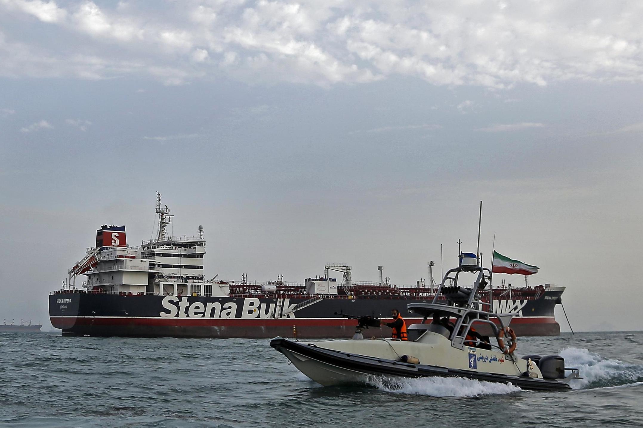 British-Iranian academic arrested in Iran amid tanker row