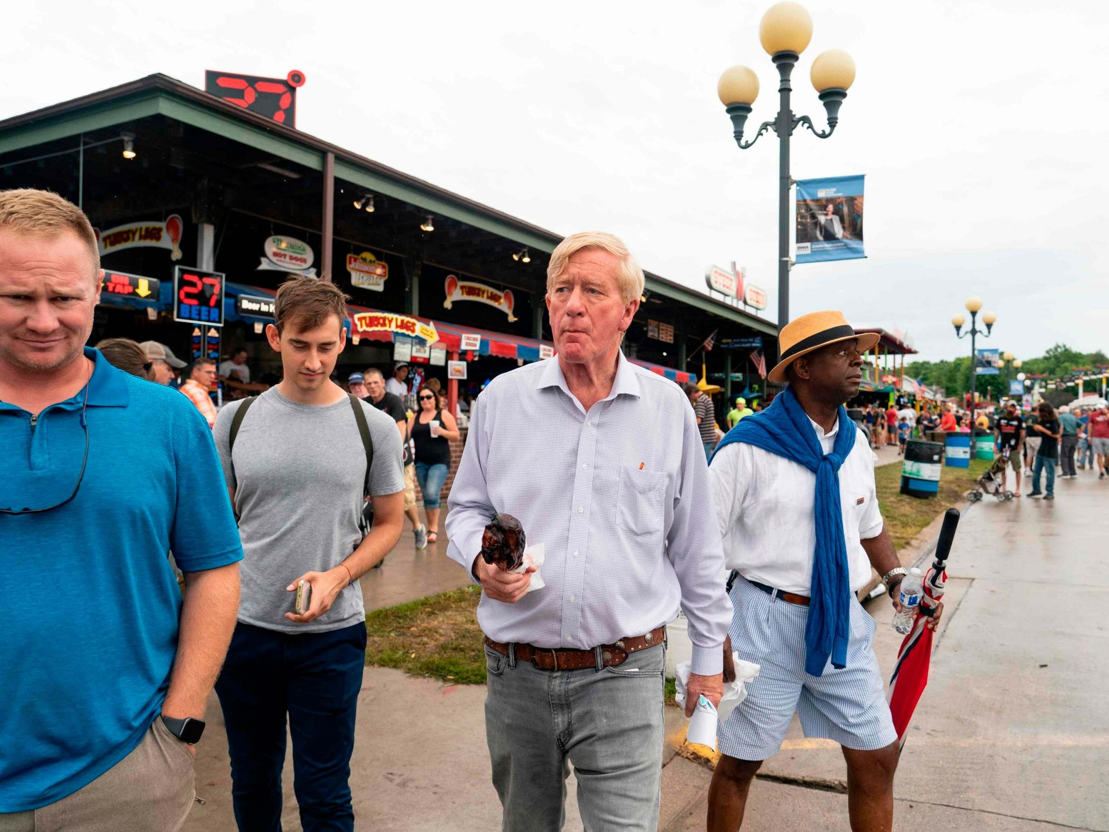 Iowa State Fair 2020 Dates.Iowa State Fair Bill Weld Trump S Long Shot 2020