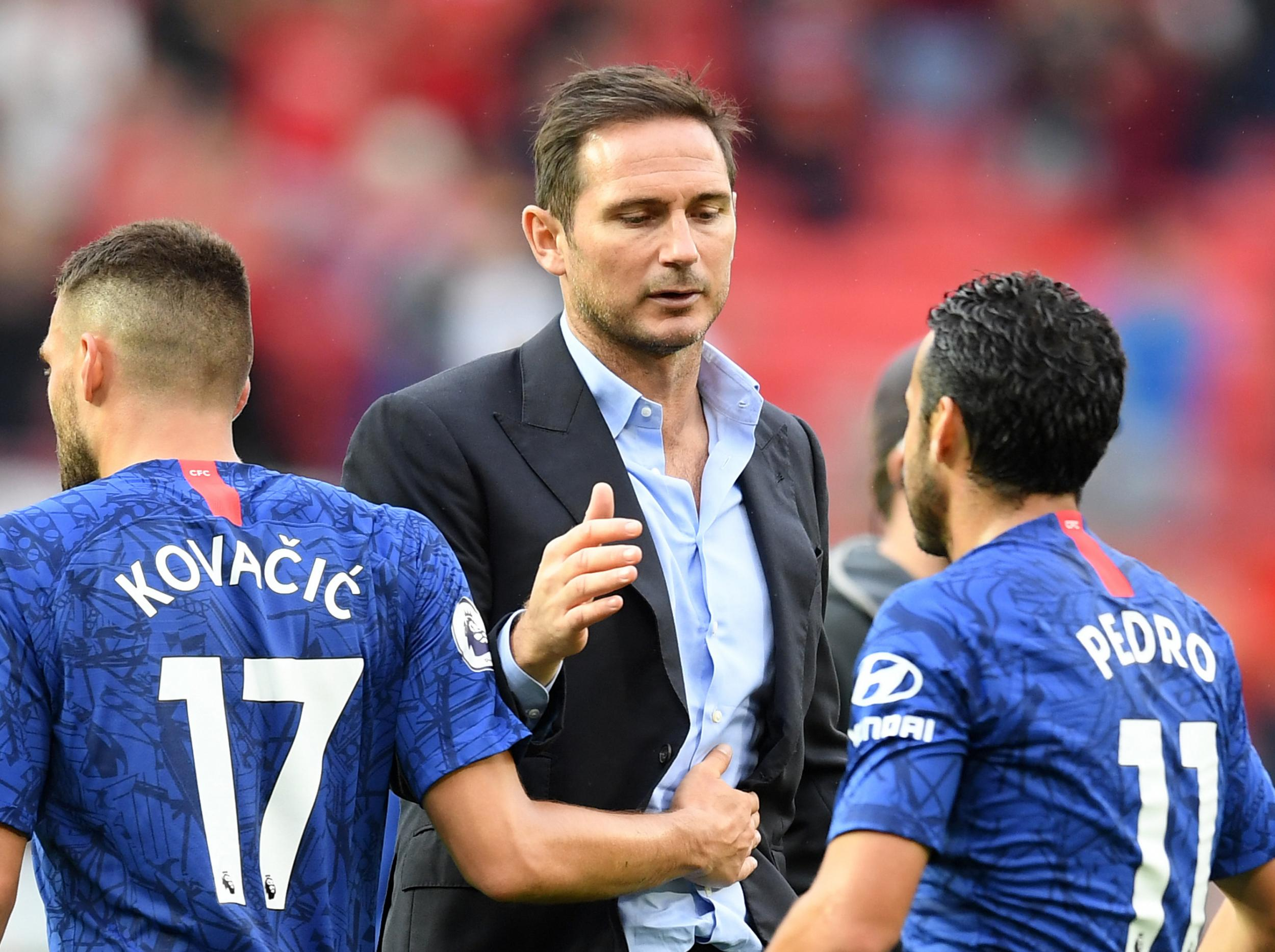 Chelsea's loss to Manchester United really was a nightmare start – but Frank Lampard needs time