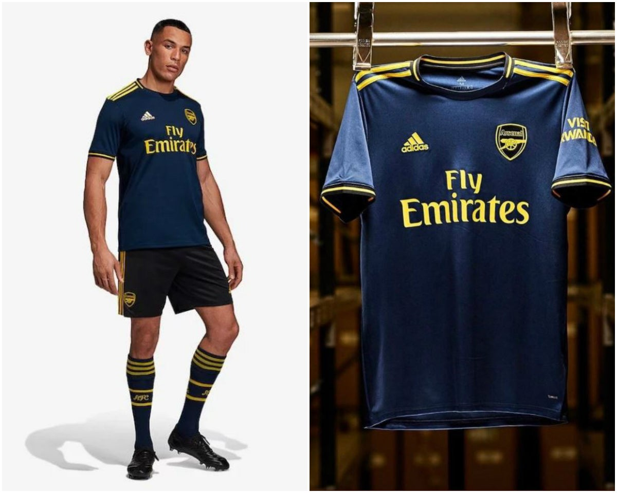 the best attitude 2264c 824fa Premier League 2019/20 kits: Ranked and rated – including ...