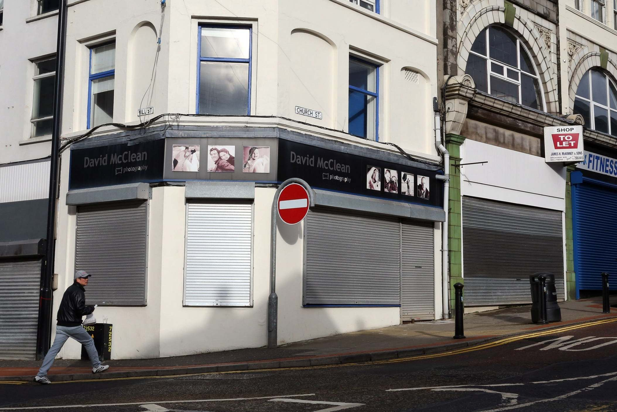 High street crisis: One in 10 shops empty as vacancy rate hits