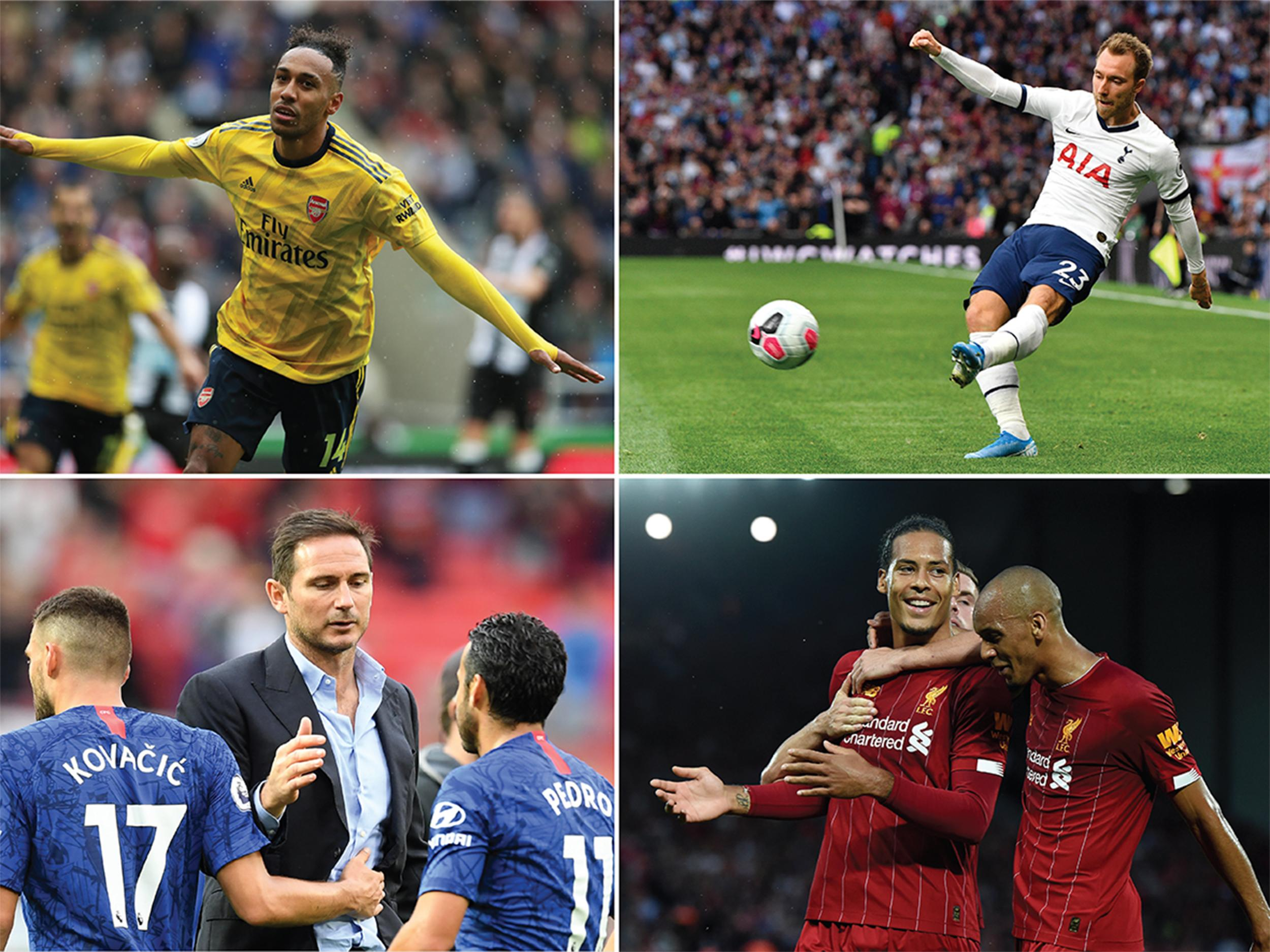 Premier League - latest news, breaking stories and comment - The