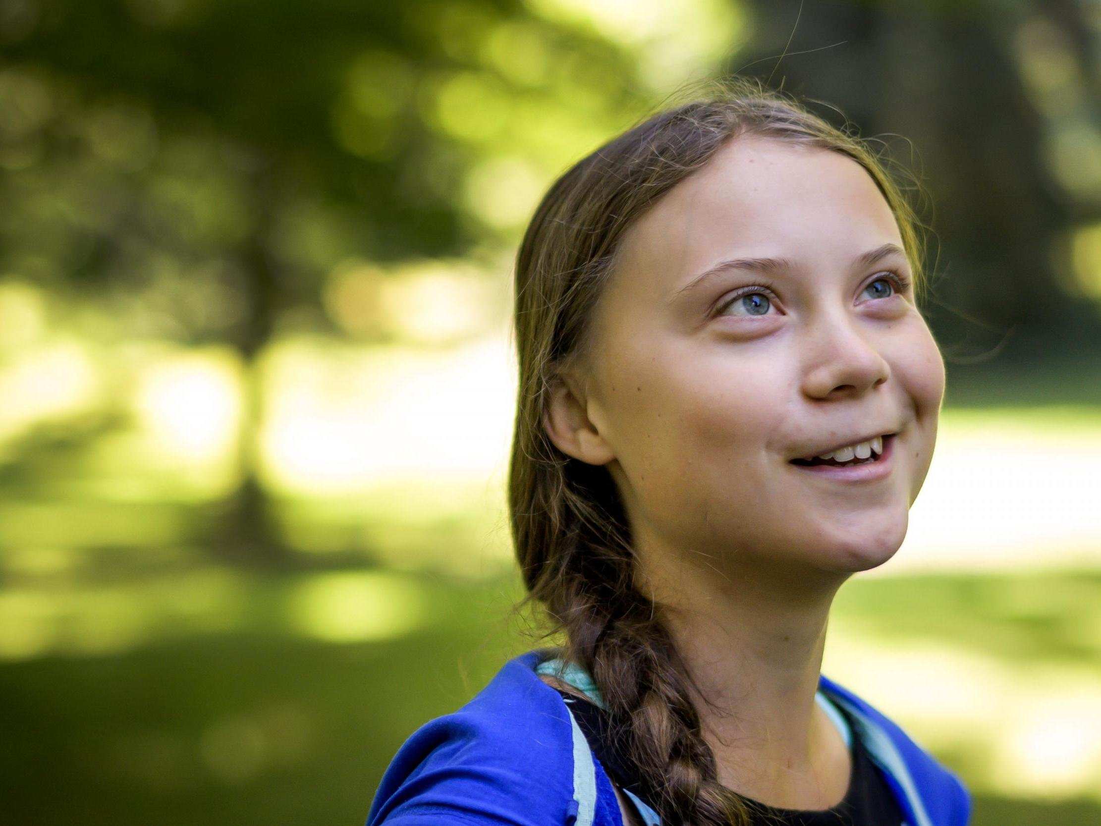 Greta Thunberg named 'Game Changer of the Year' by GQ ...