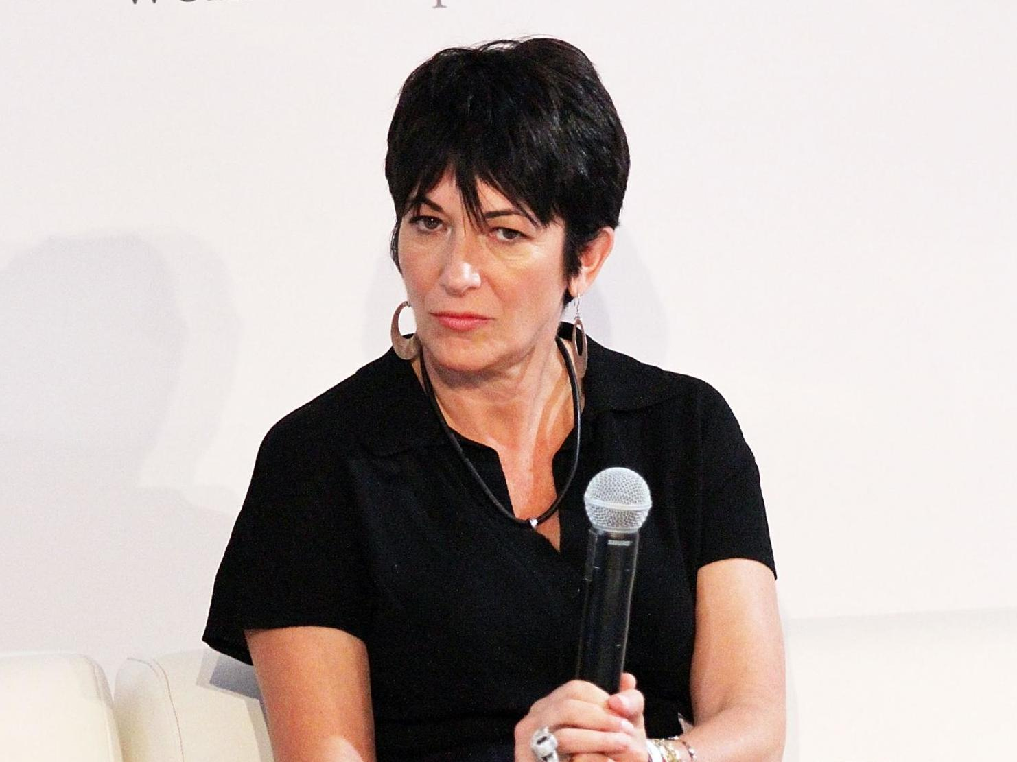 ghislaine maxwell - photo #28