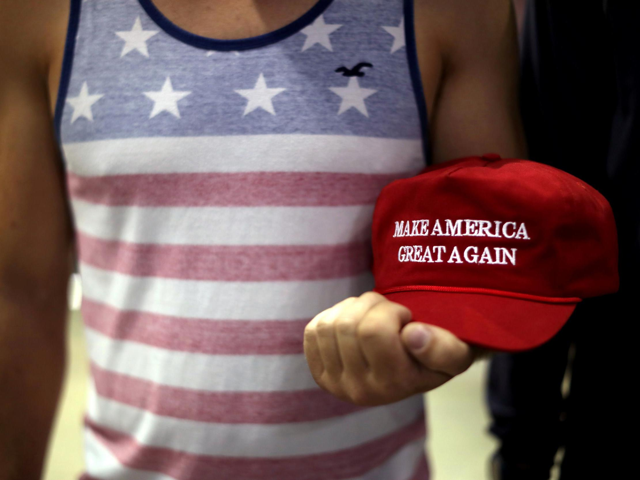 'It's like you have this disease': New Yorkers complain they cannot admit support for Trump