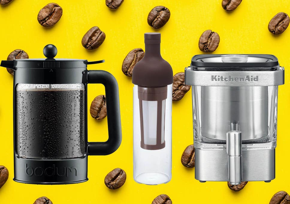 Best Cold Brew Coffee Makers For The Perfect Chilled
