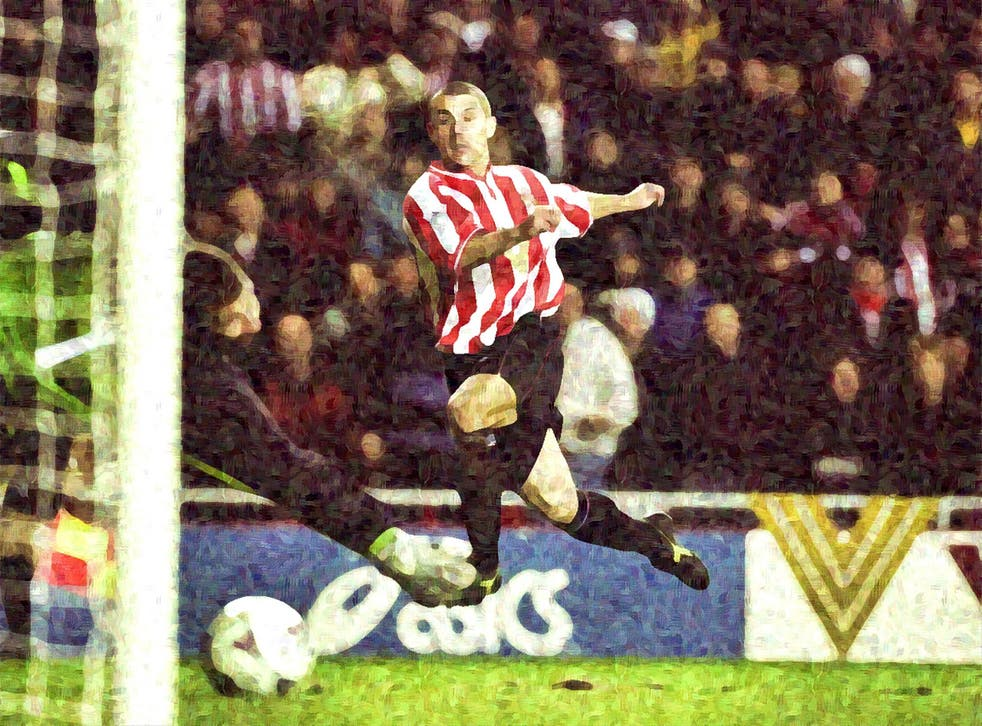 Kevin Phillips: 'When the ball was in and around the penalty area, that selfishness kicked in'